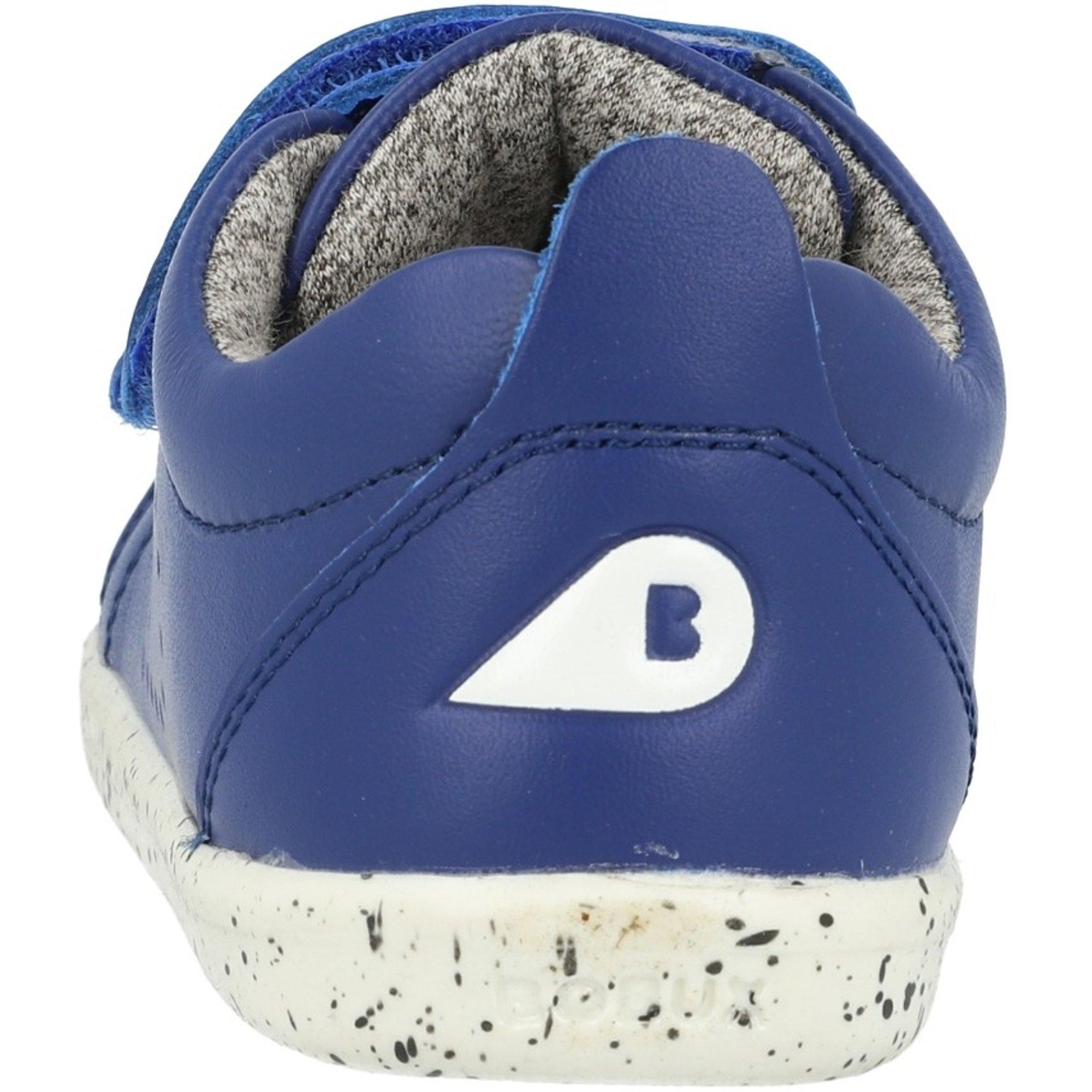 Bobux i-Walk Grass Court Blueberry Leather Infant