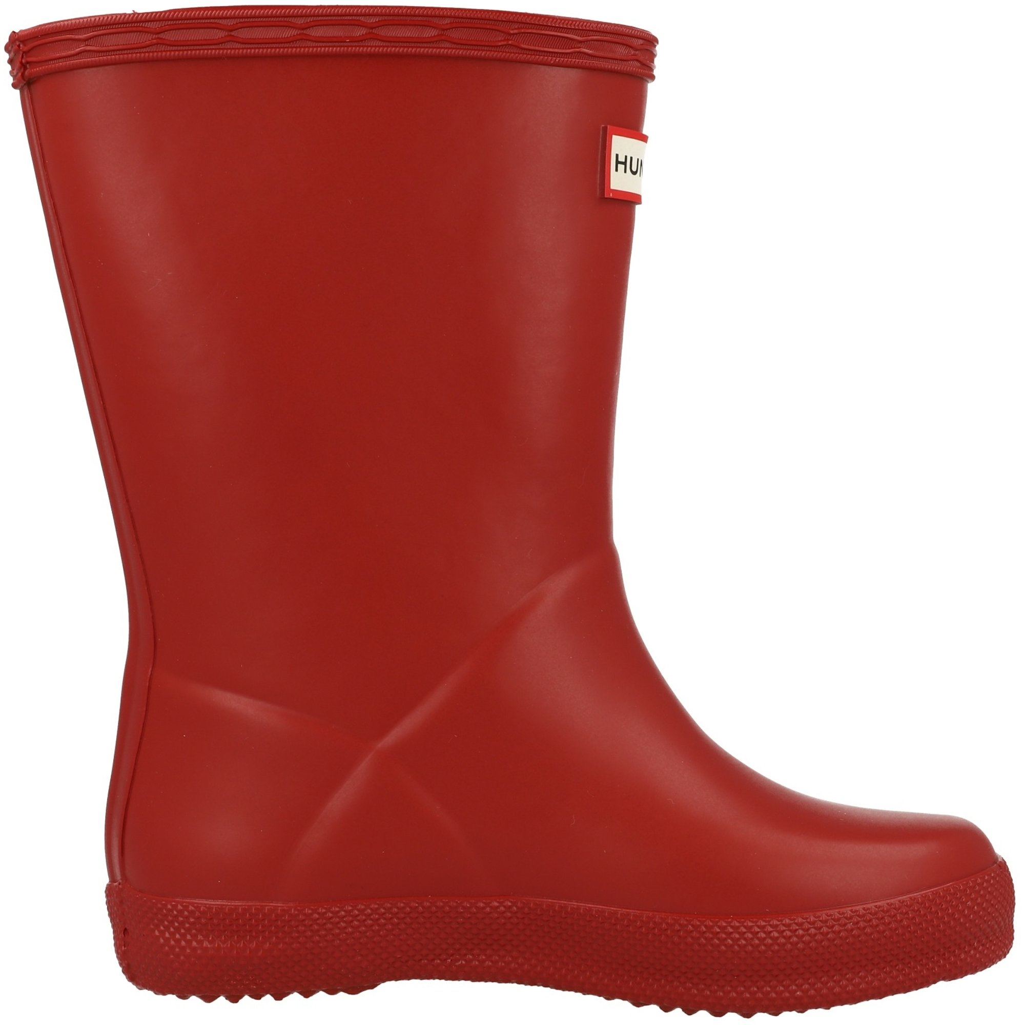 Hunter Kids First Classic Military Red Rubber
