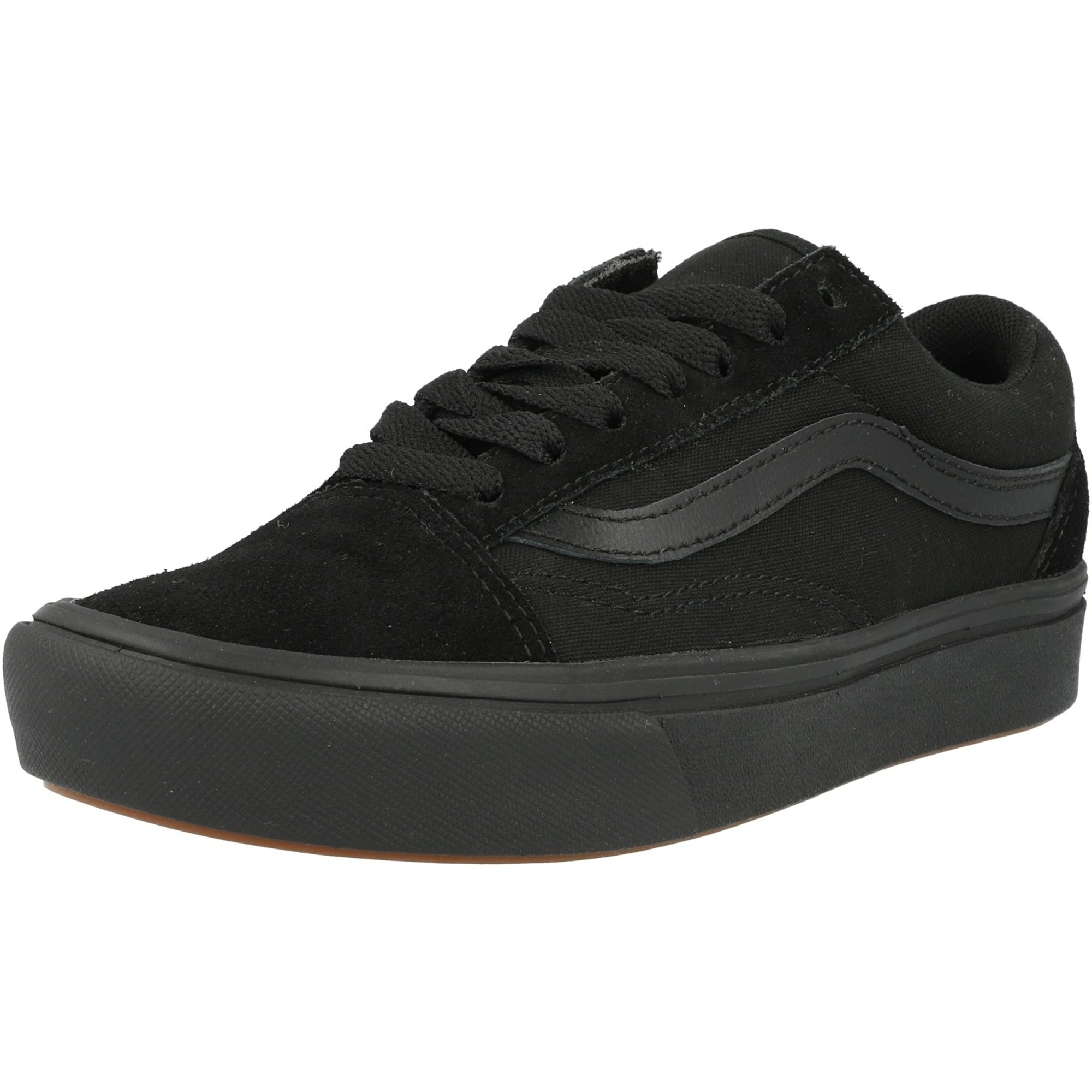 Vans UA ComfyCush Old Skool Noir Daim Adulte