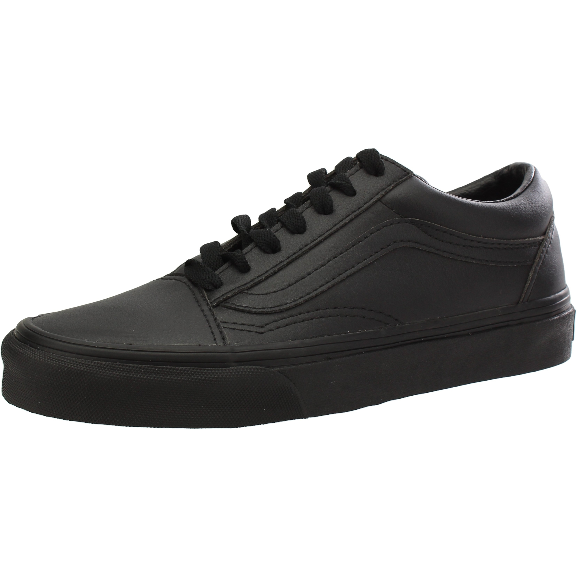 Vans UA Old Skool Black Mono Classic Tumble Adult