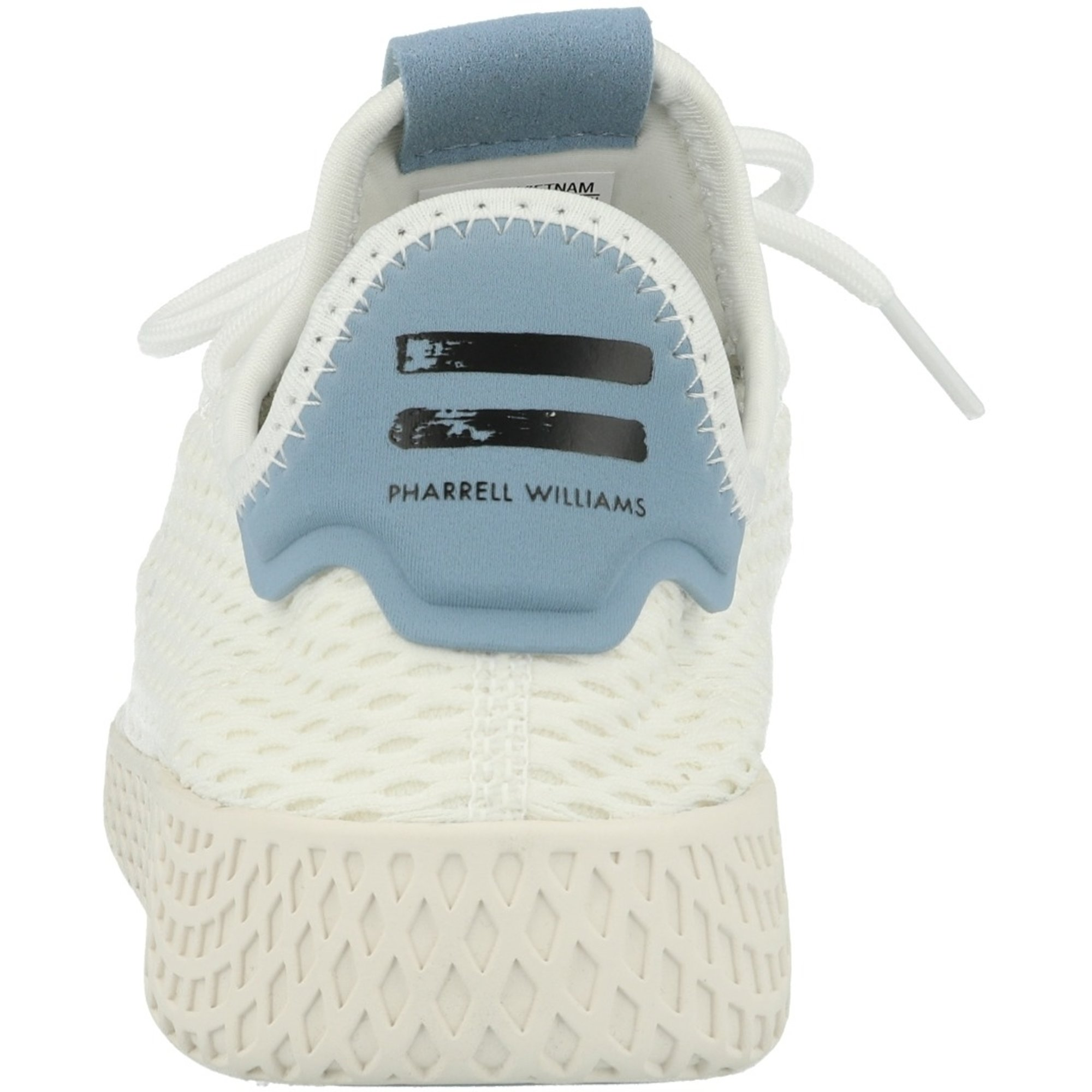adidas Originals Pharrell Williams Tennis Hu WeißBlau Textil Jugend