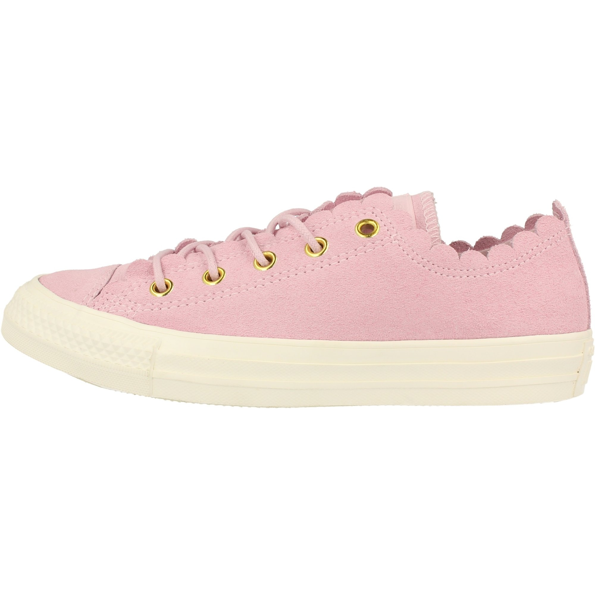 converse all star ox scamosciata
