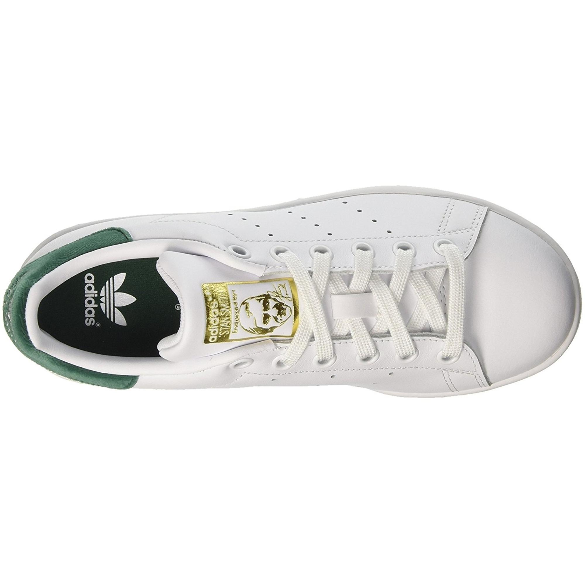 adidas stan smith verde 28