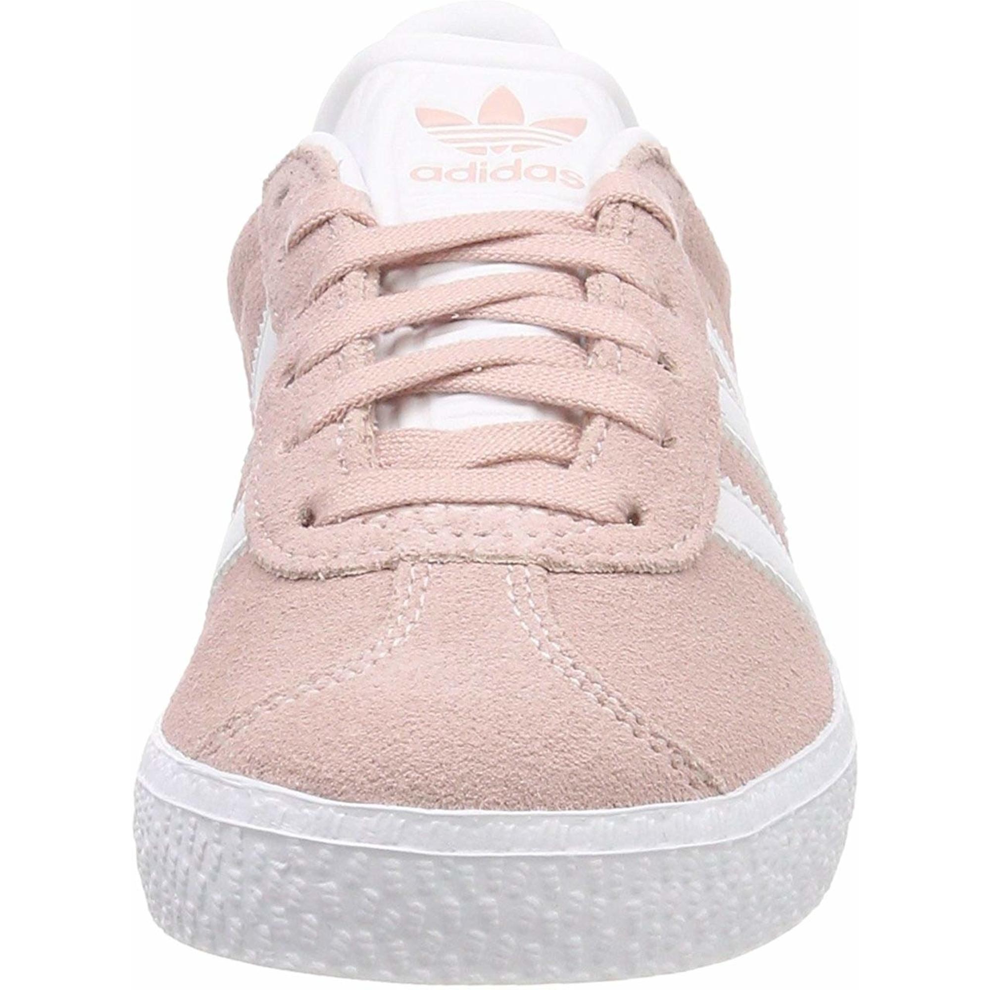 adidas Originals Gazelle C Rose Glacé Suède Junior