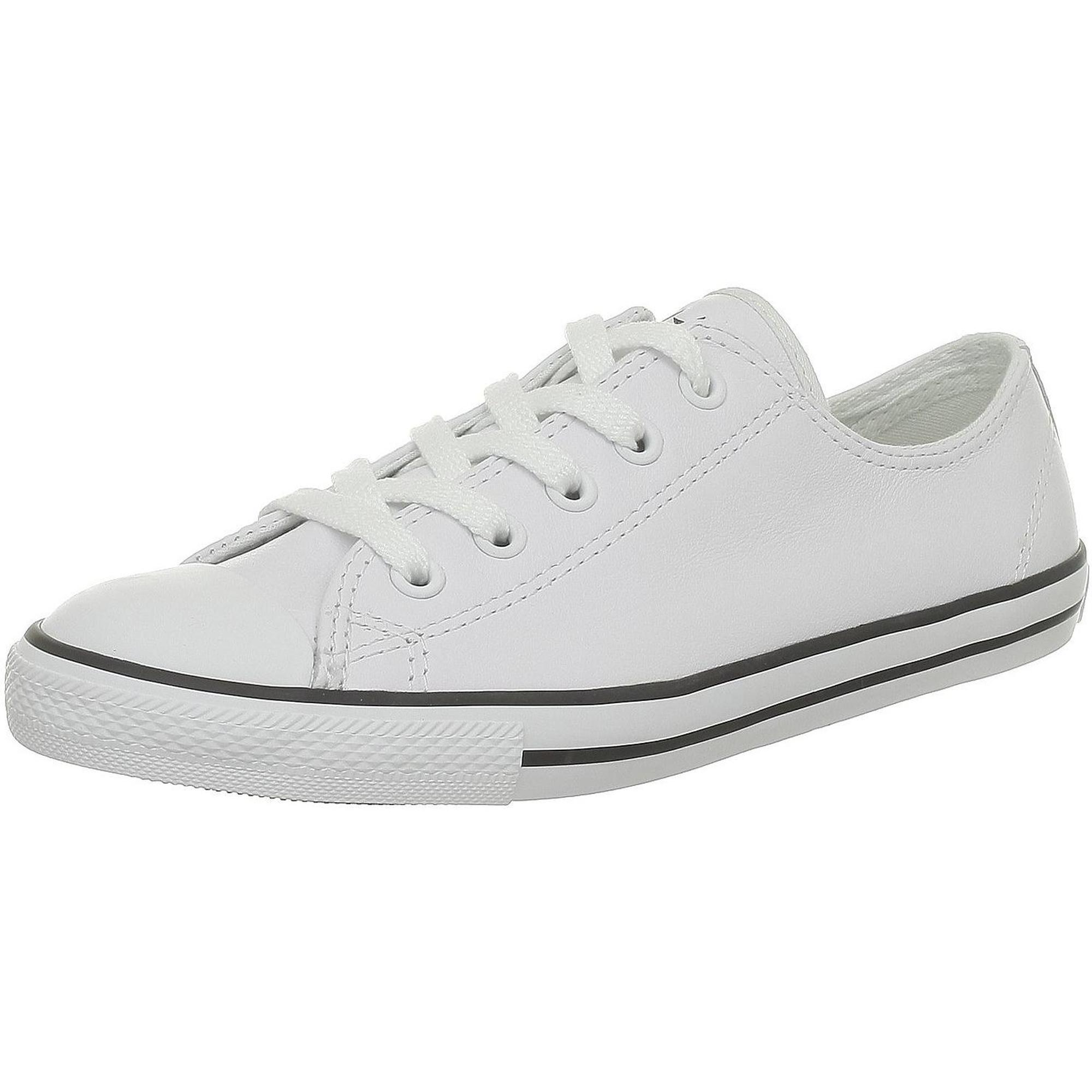 converse all star dainty blancas
