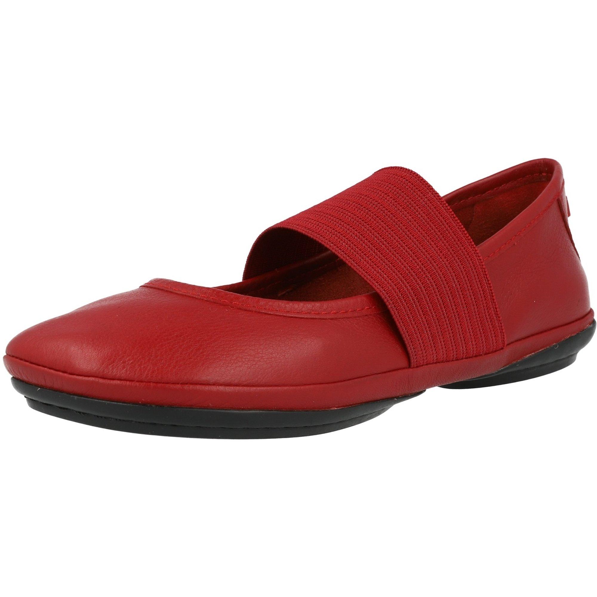 Camper Zapato Right Rojo