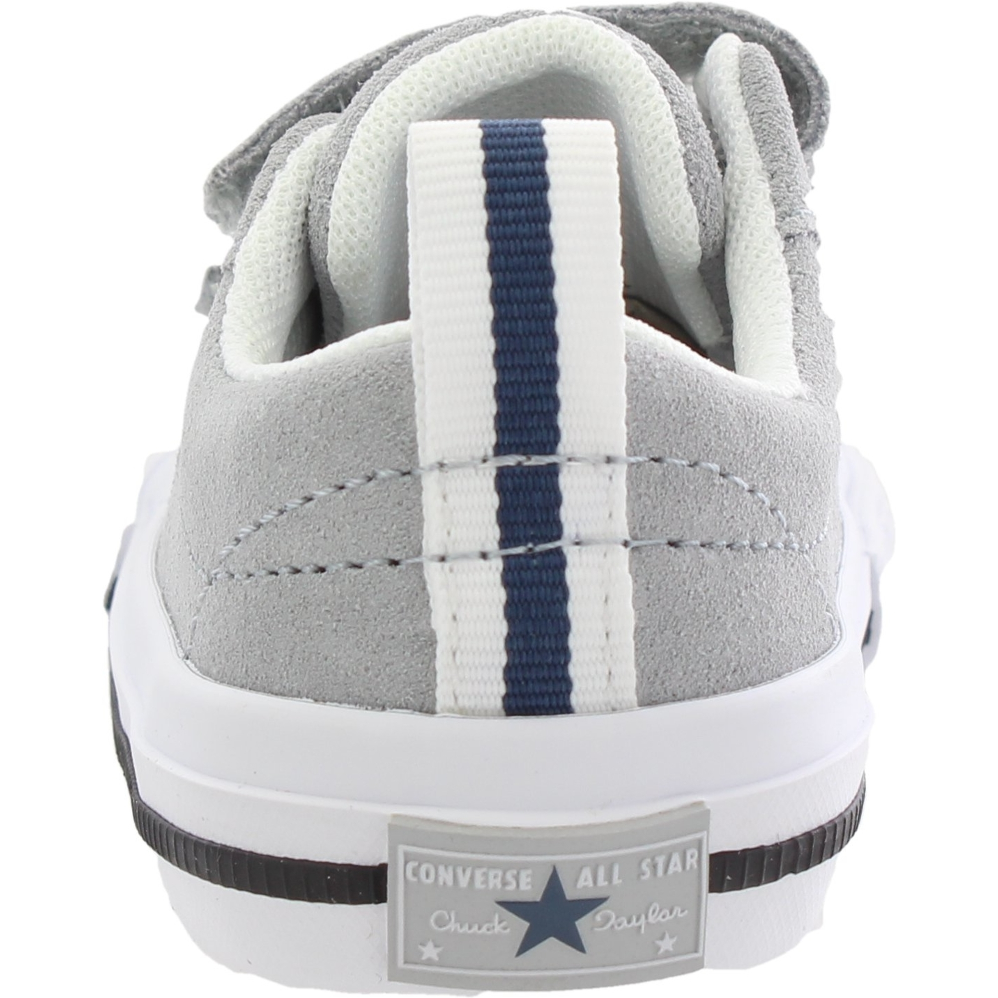 Converse One Star 2V Wolf Gray Suede Baby