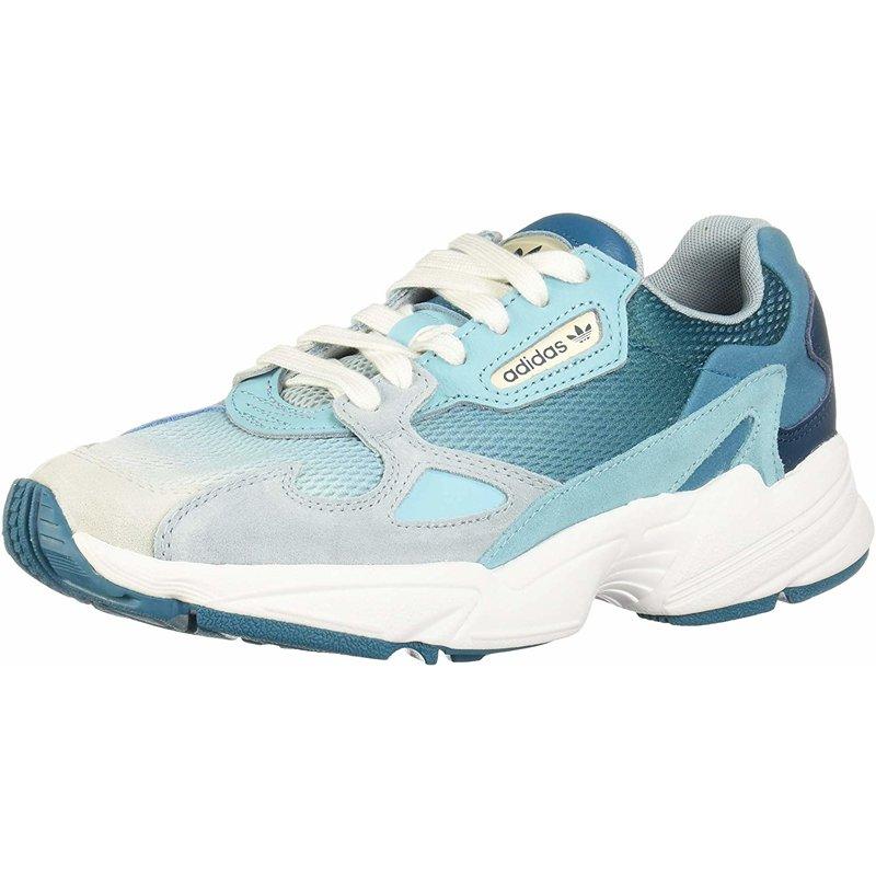 adidas Falcon W Chaussures Blue TintLight Aqua: