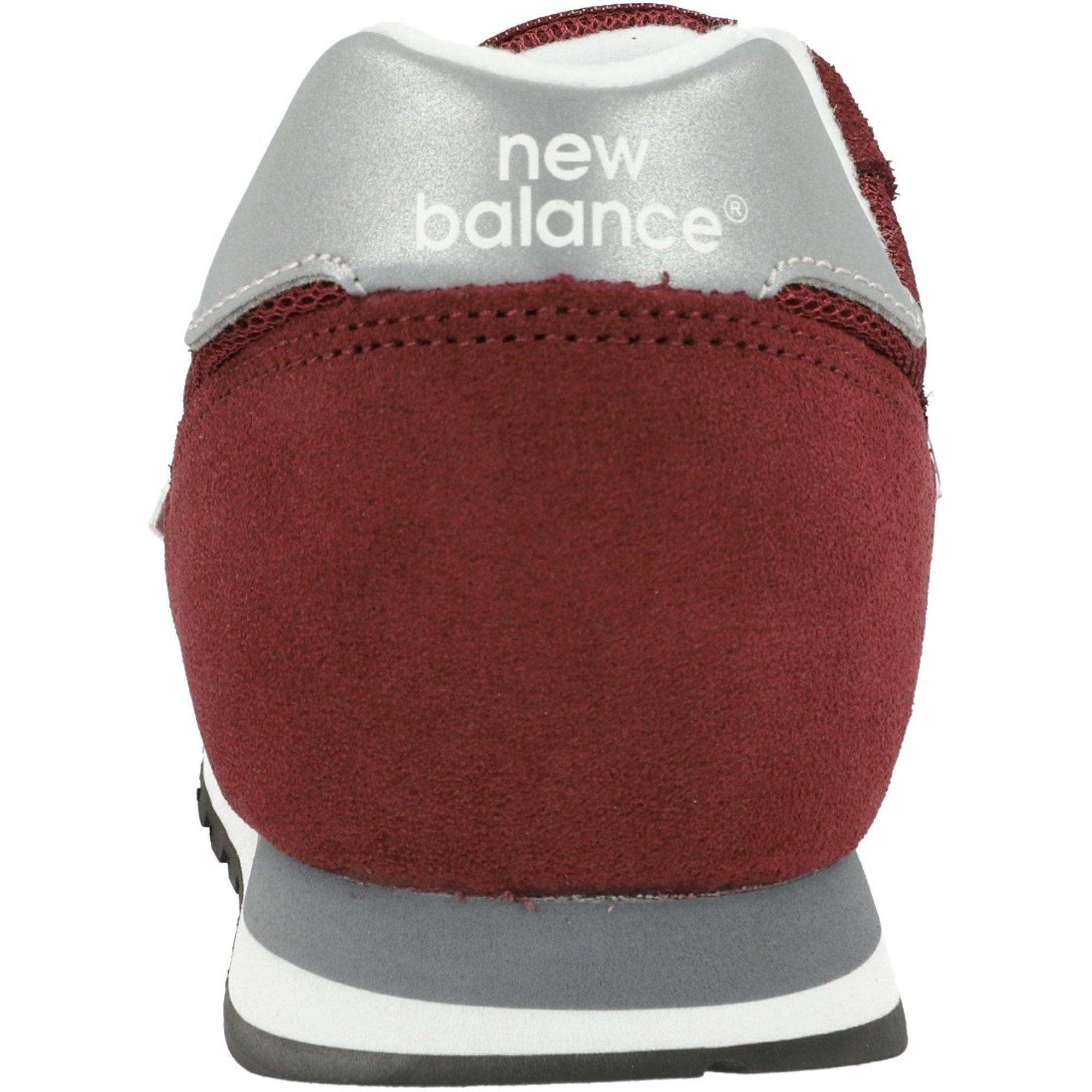 new balance 373 burgundy