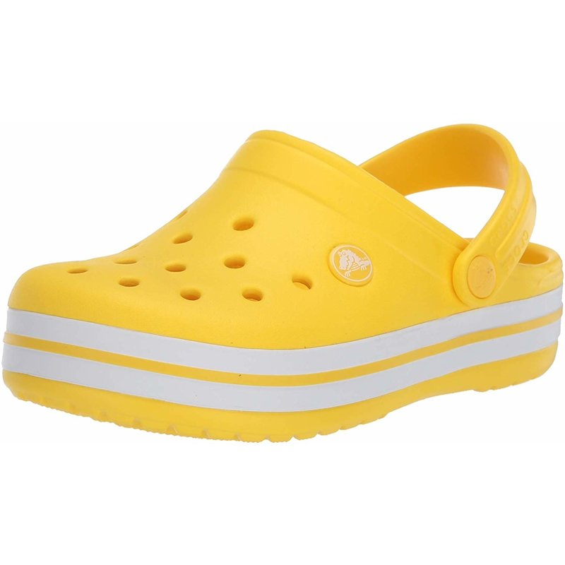 NWT CROCS Kids Crocband II.5 Clogs Ocean//Navy Boys Shoes SELECT SIZE