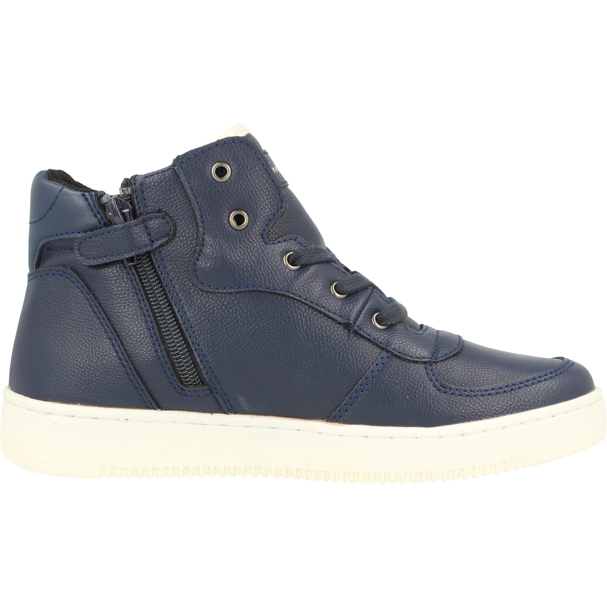 Tommy Hilfiger T3B4-30095-0193 Blue Eco Leather Youth