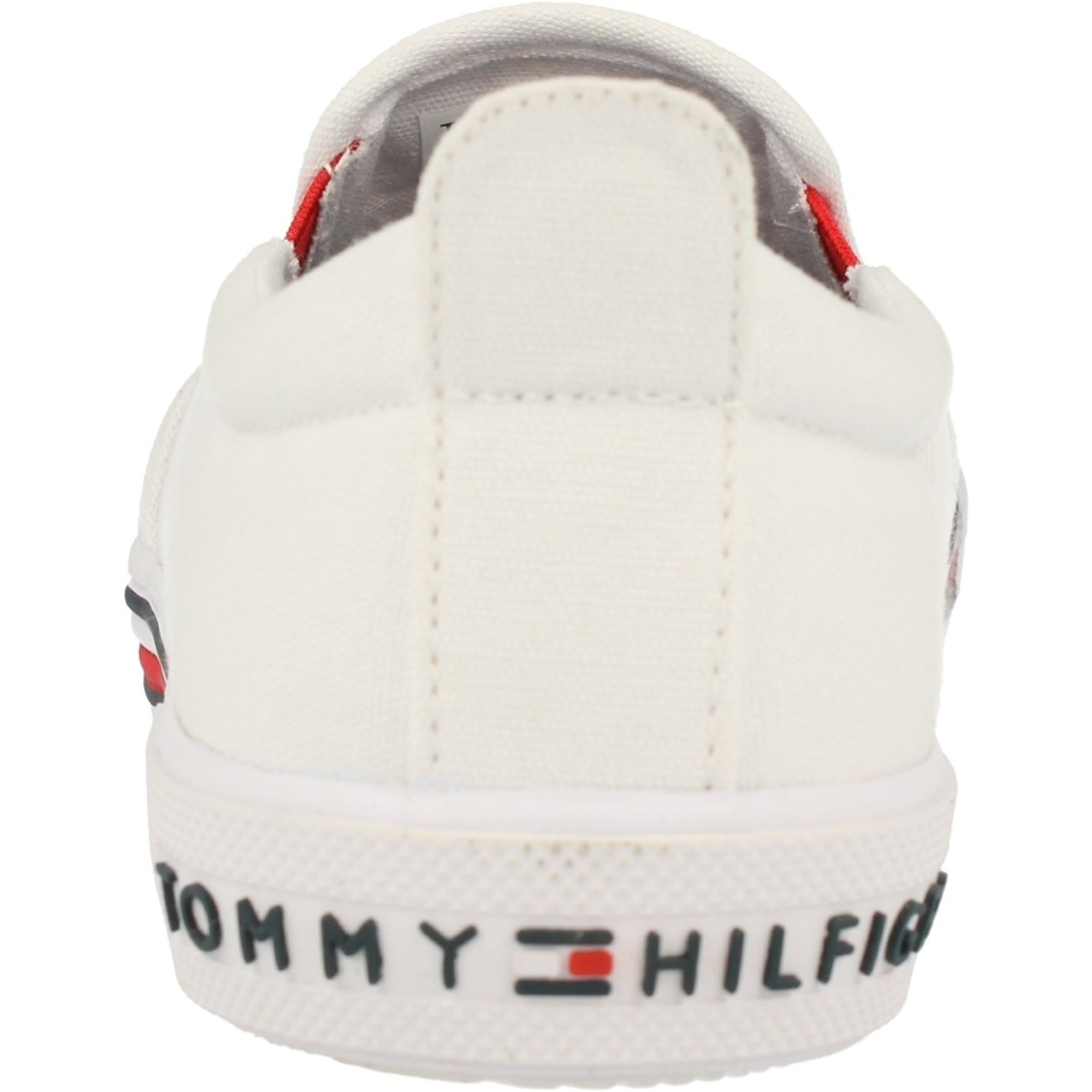 Tommy Hilfiger T3B4-30279-0034 White Textile Youth