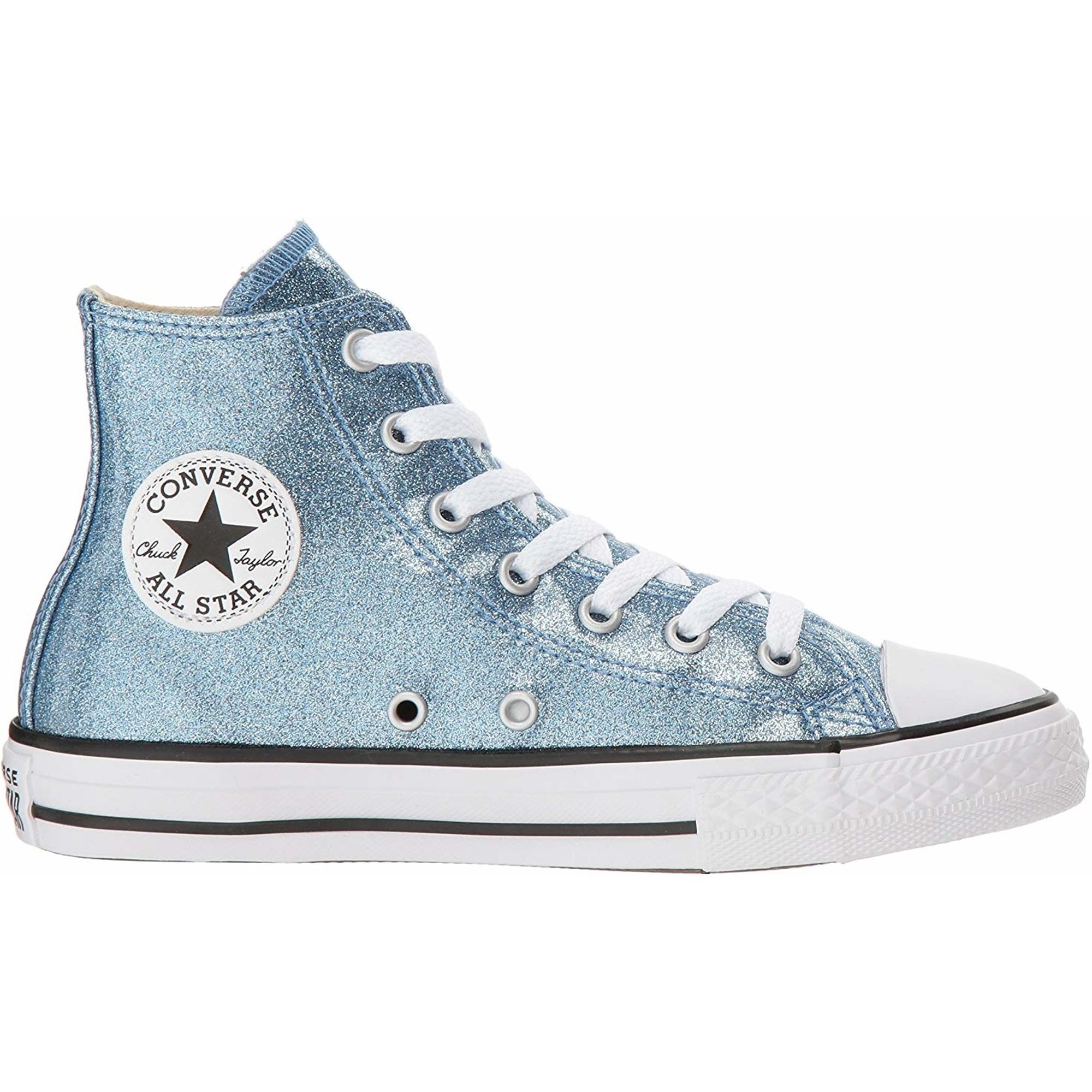 2converse all star bambina glitter