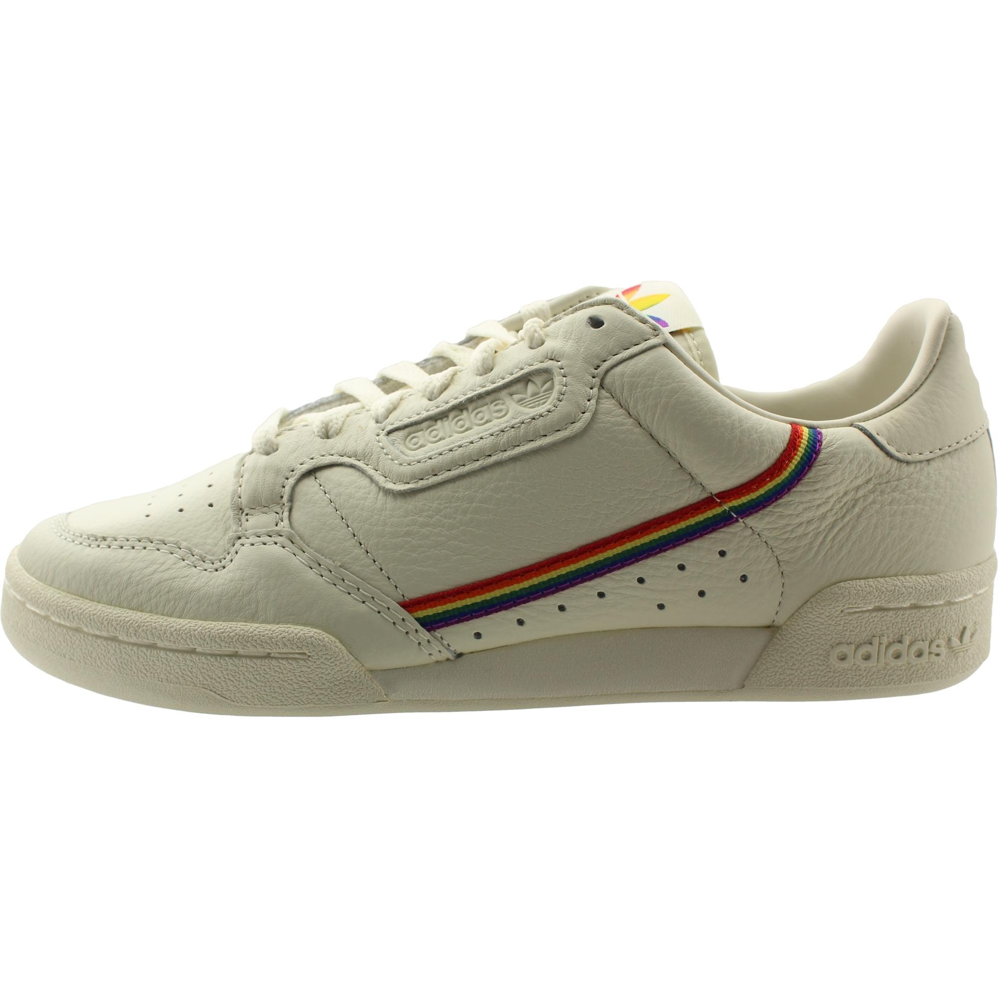 adidas Originals Continental 80 Pride Bianco Pelle Adulto
