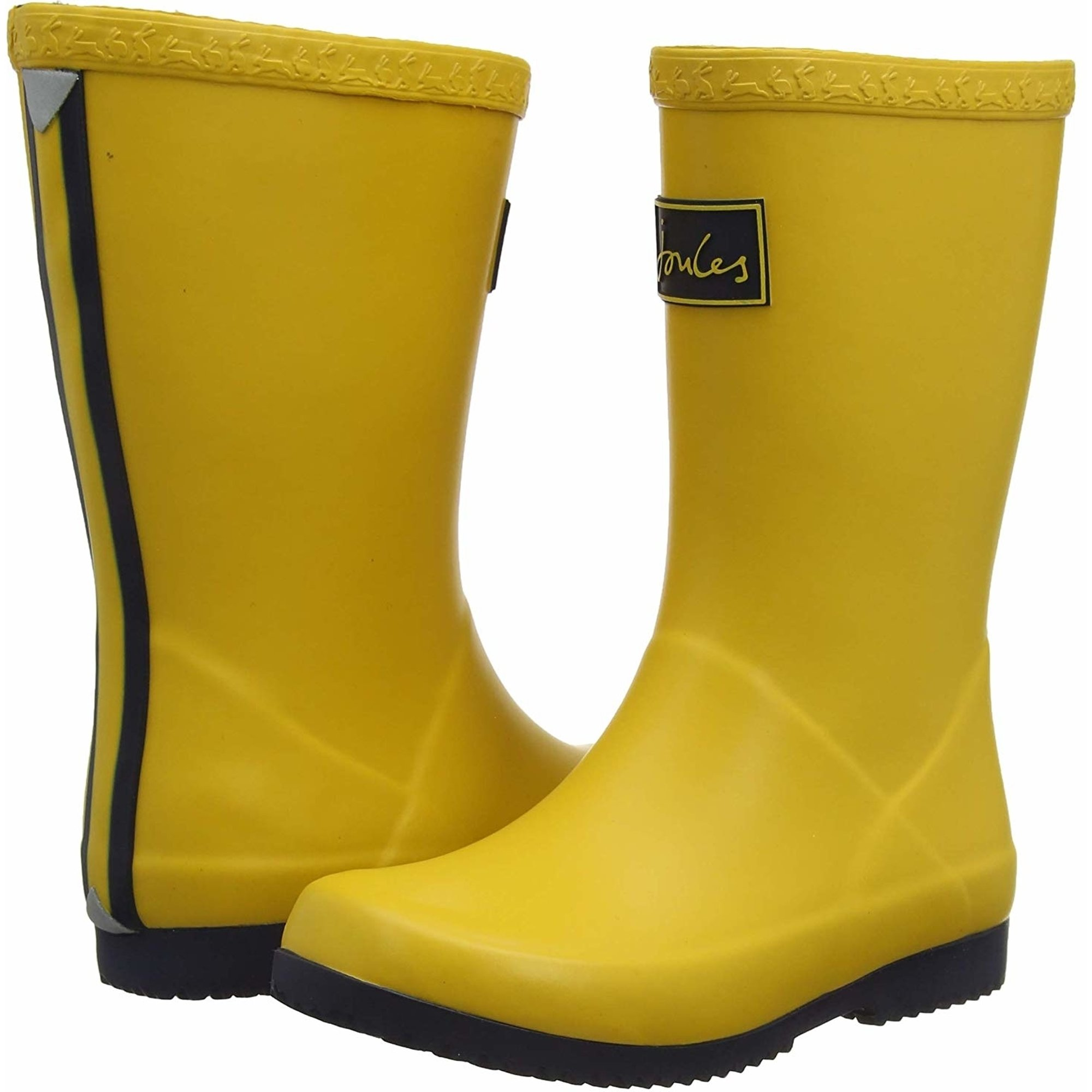 Joules Roll Welly Gummi Gold Junior Antikes Jnr Up dthQCrsx