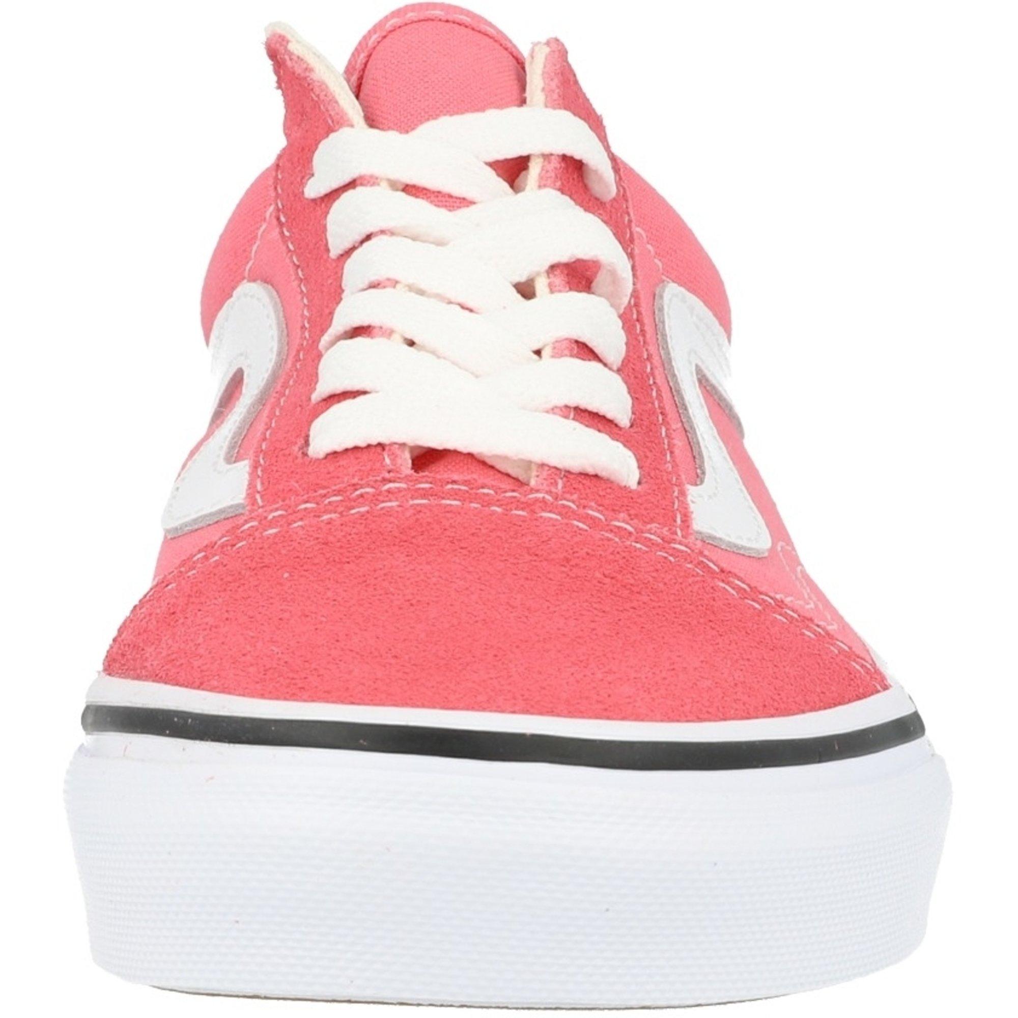 Vans UA Old Skool Strawberry PinkTrue White Textile Adult
