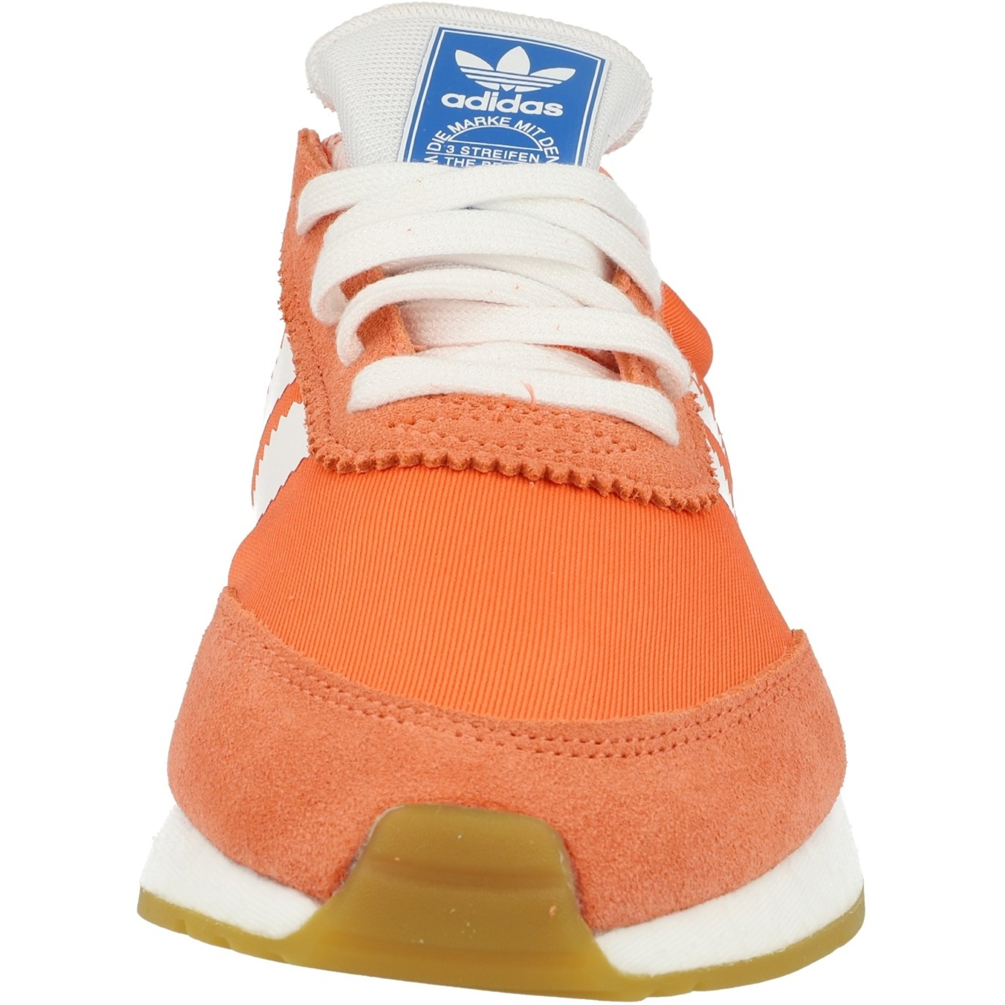 adidas Originals I 5923 W Coral Synthetic Suede Adult