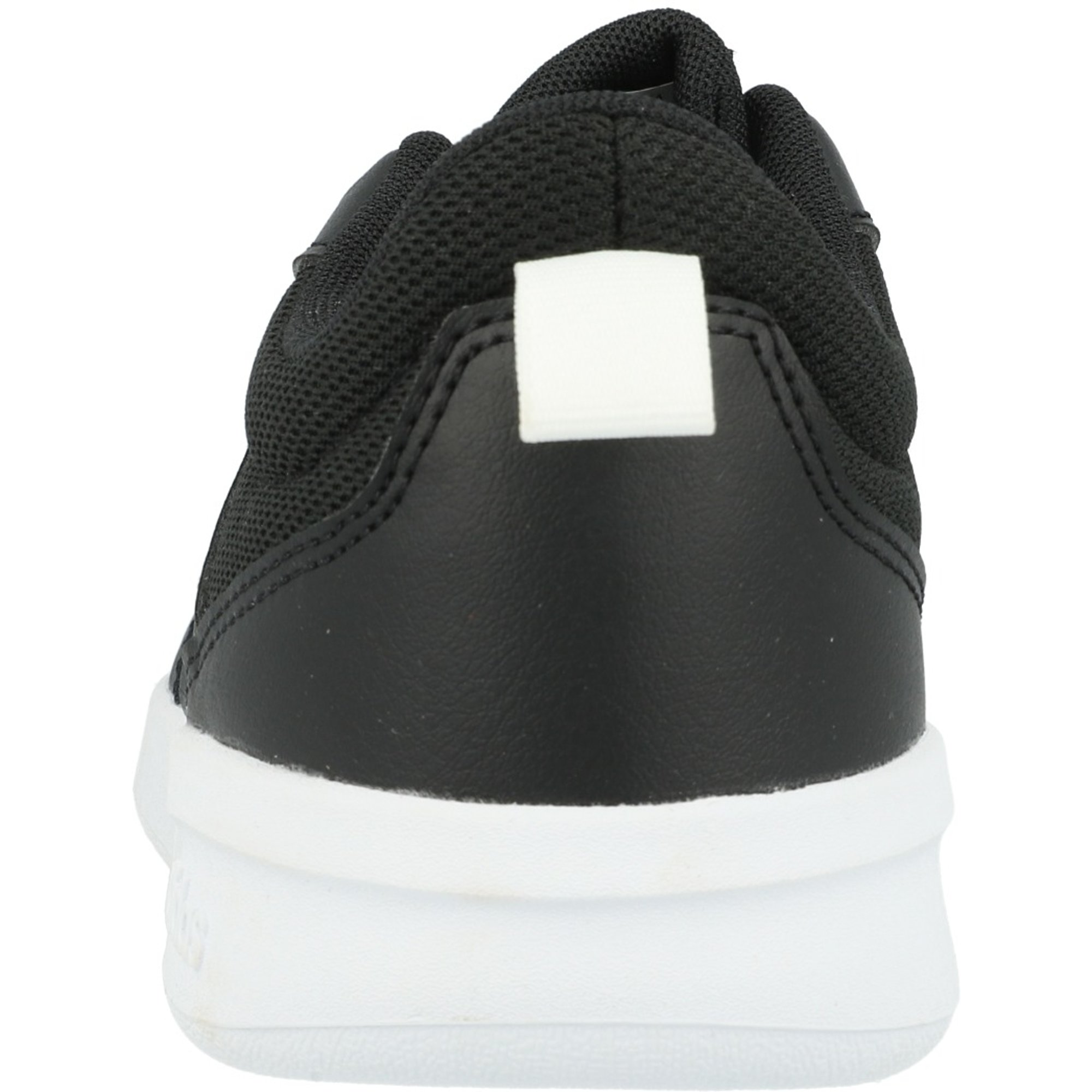 adidas Tensaur K Black/White Leather