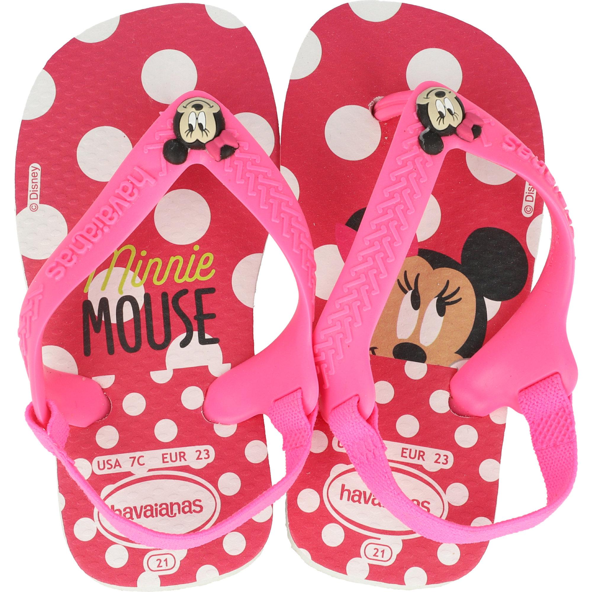 Infant//Toddler Havaianas Baby Disney Classic Flip Flop