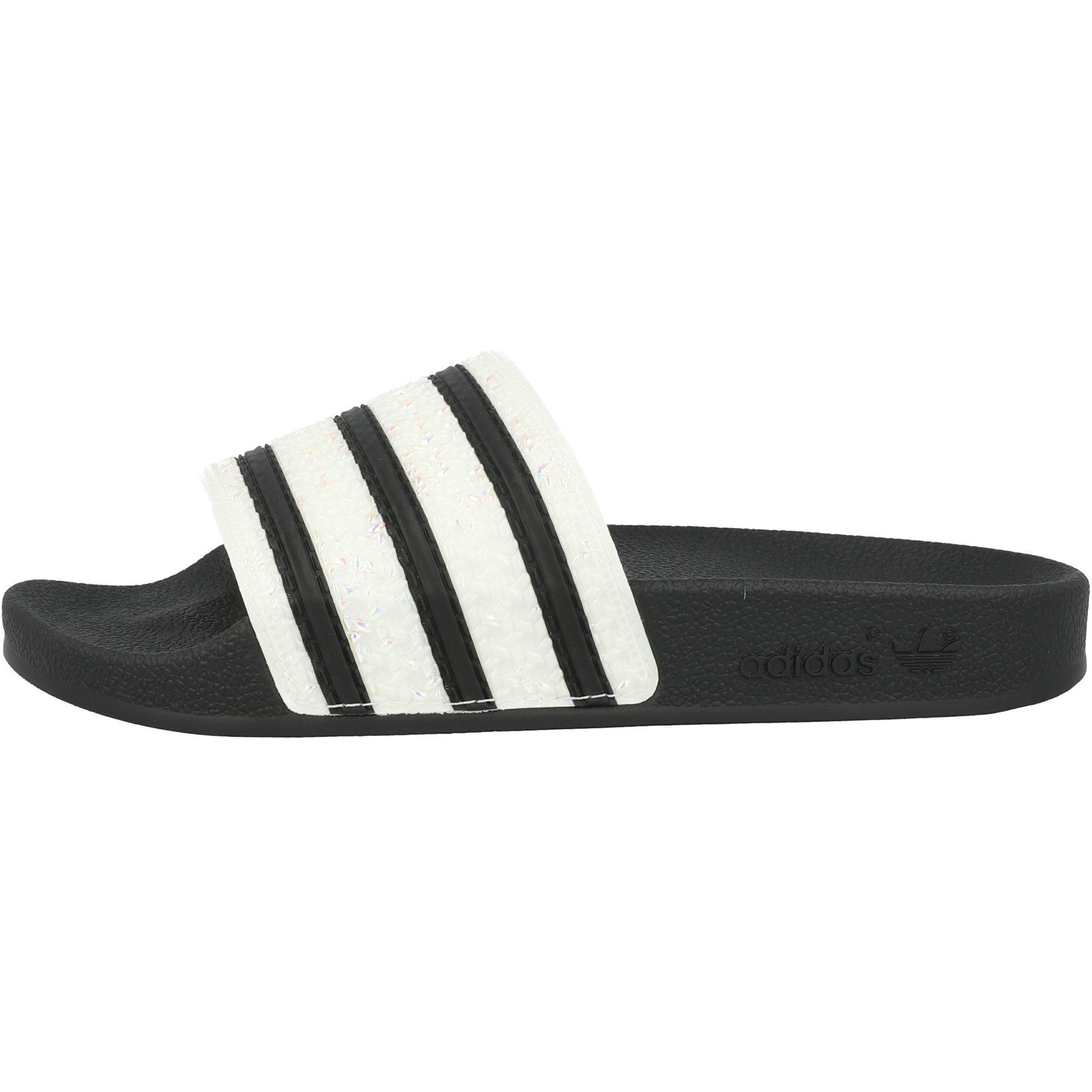 adidas Originals adilette W Black Synthetic Adult