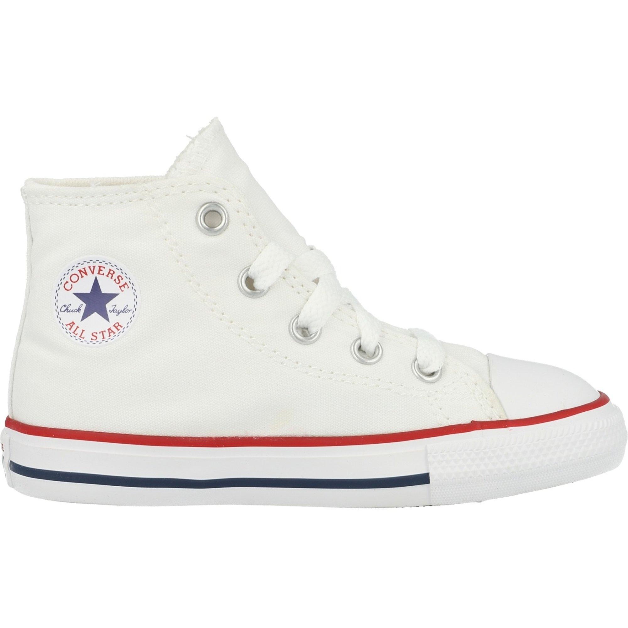 Converse Chuck Taylor All Star Hi Optical White Textile Infant