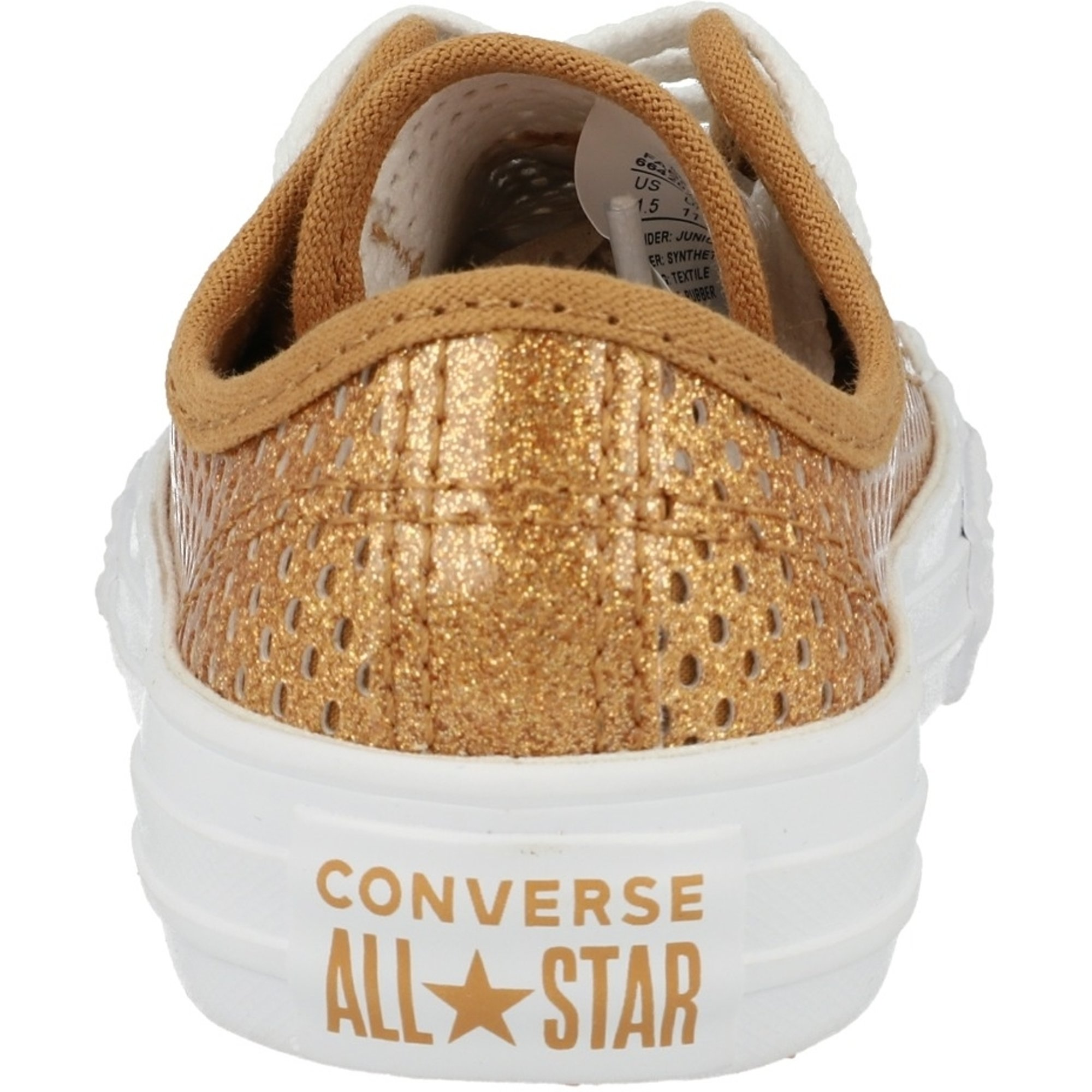 converse all star bronzo