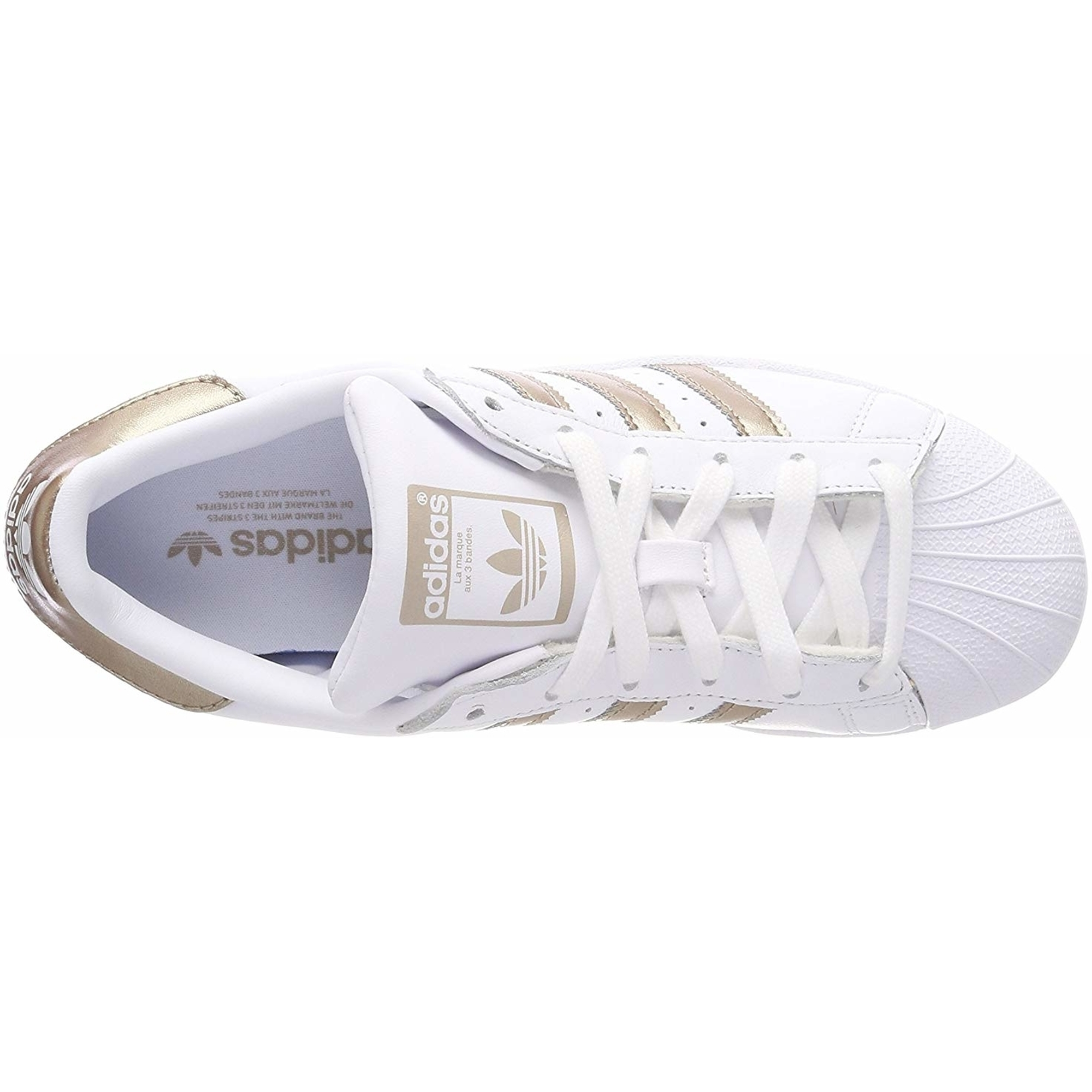 Adidas Originals Superstar Damen Schuhe Ftwr WeißCyber