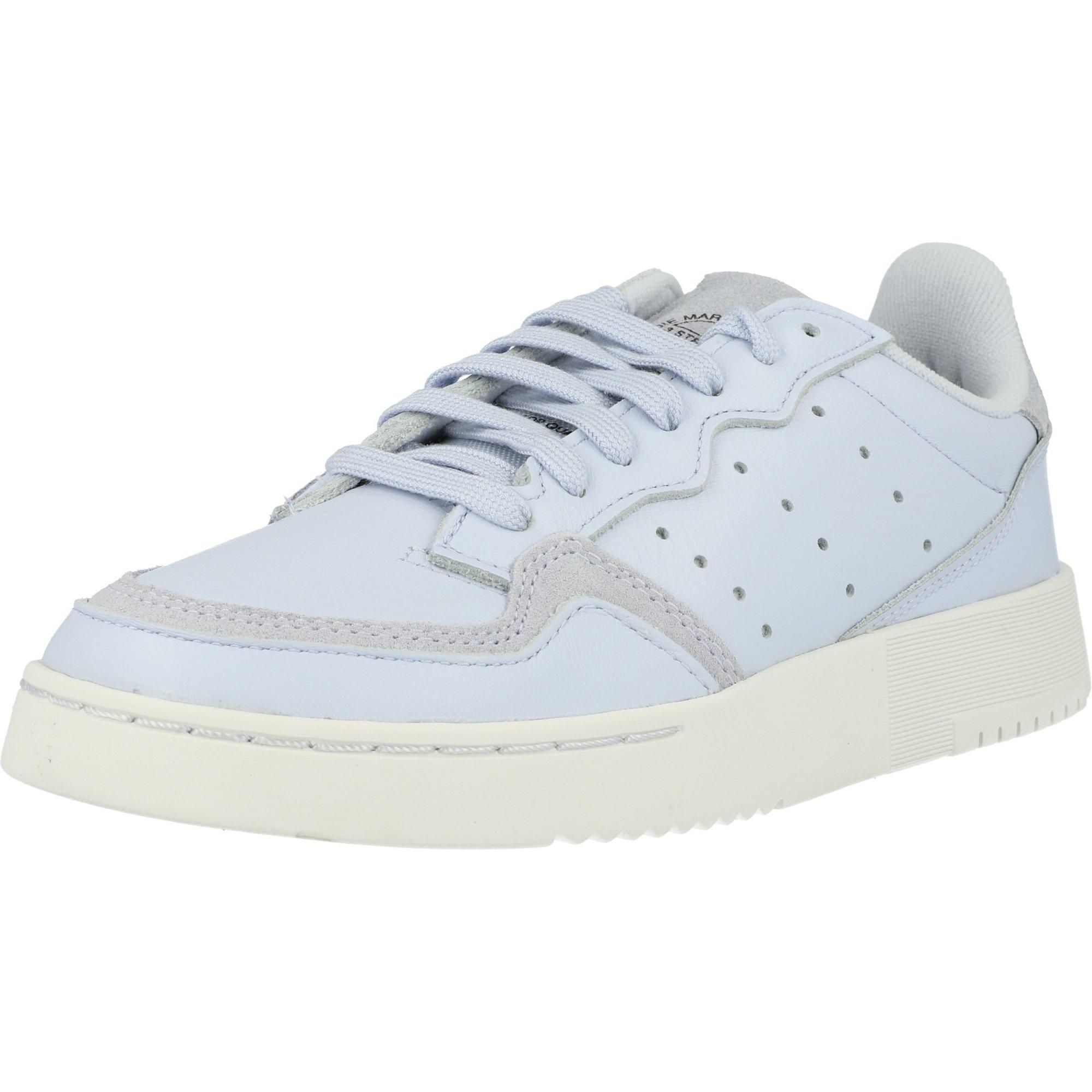 adidas Originals Supercourt J Aero BlueKristallweiß Leder Jugend