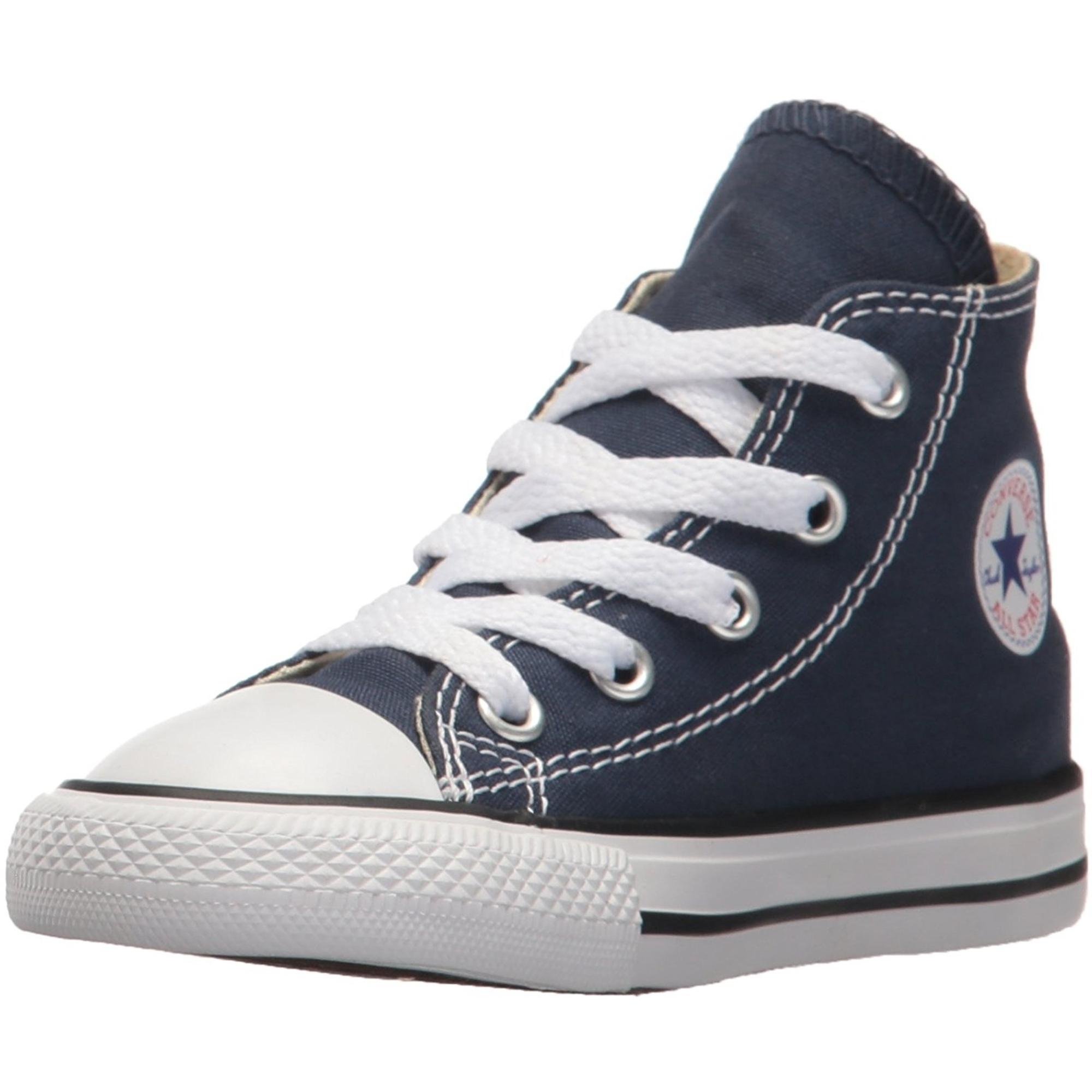 Converse Chuck Taylor All Star Hi Dark Navy Textil Baby