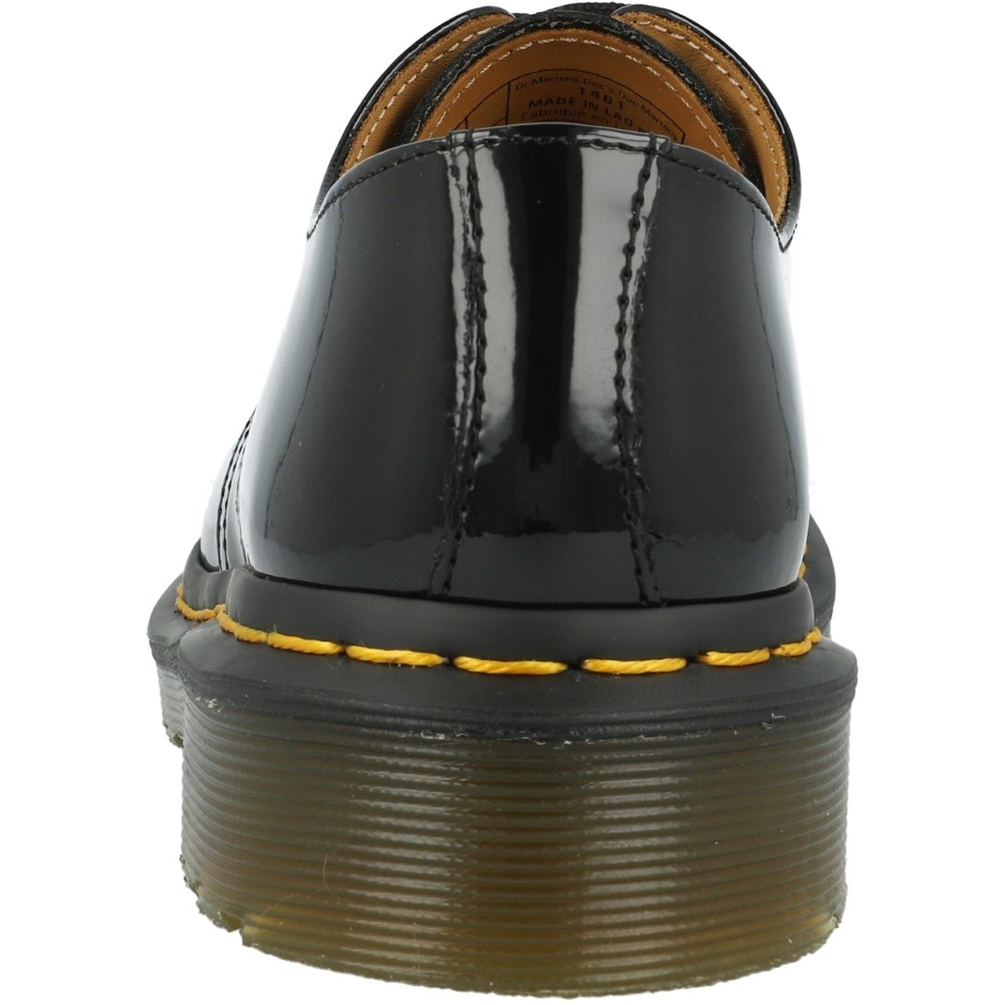 Dr Martens 1461 Black Patent Lamper