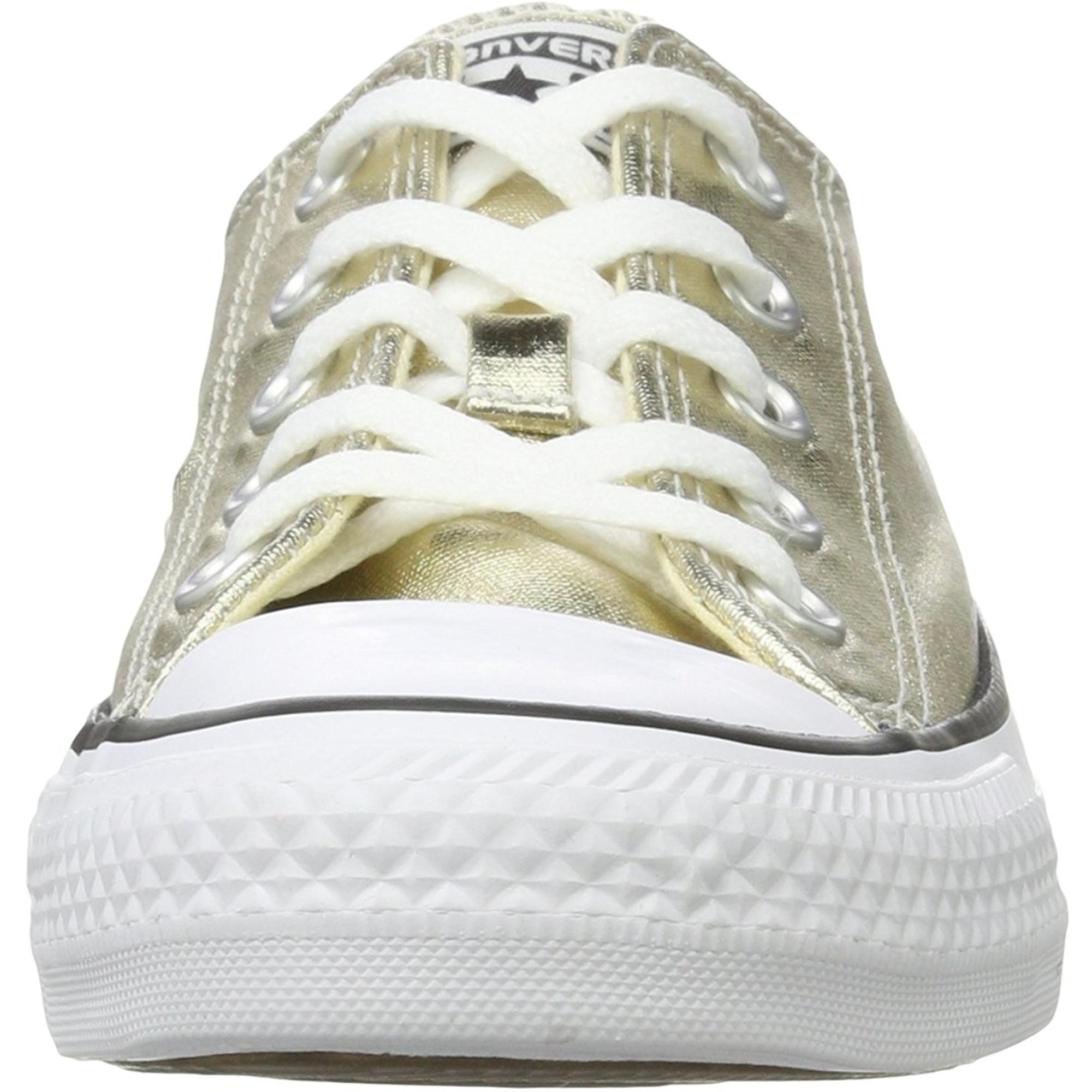 Converse Chuck Taylor All Star Ox Light Gold Textile Adult