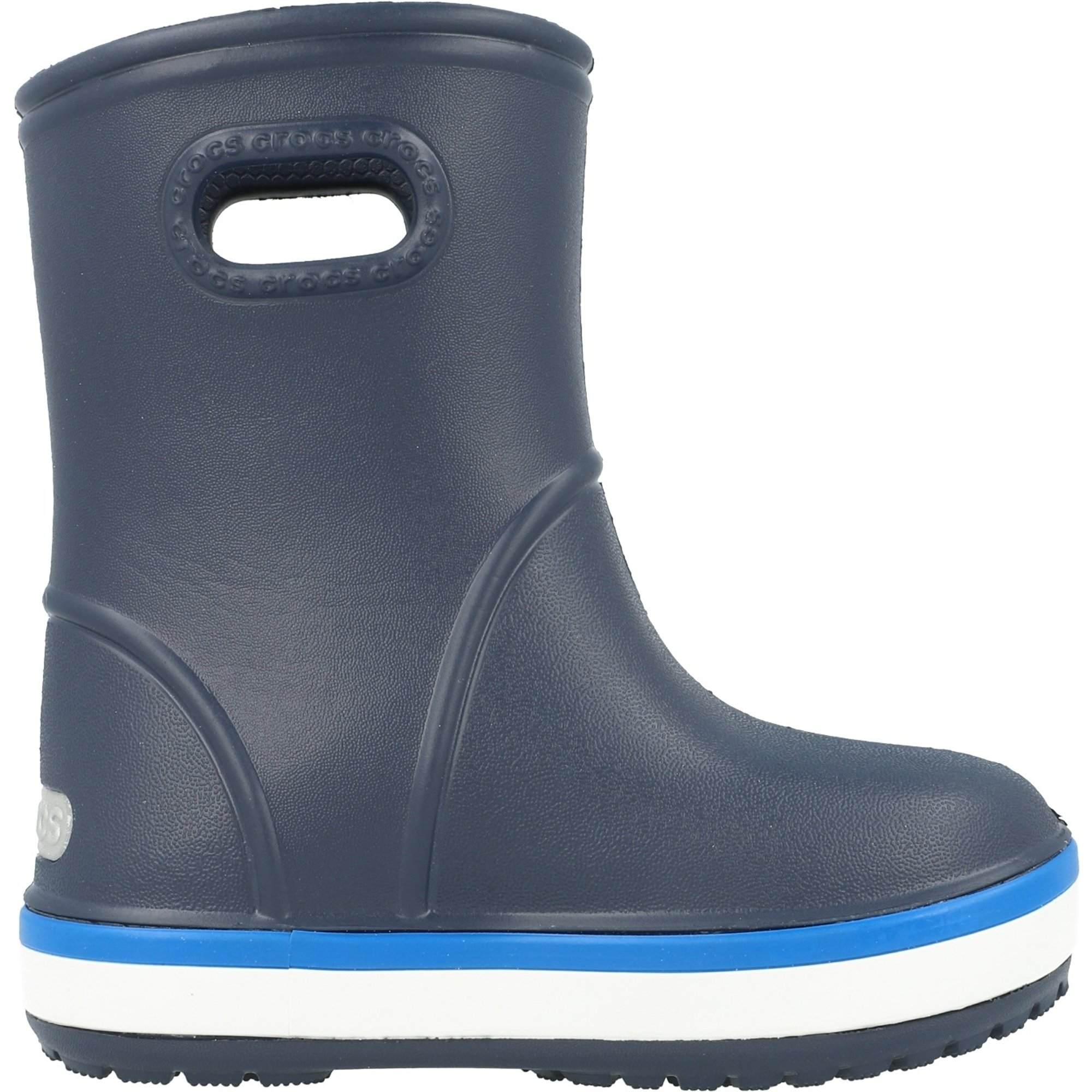crocs Jaunt Shorty Boot Navy Croslite Weite normal Croslite