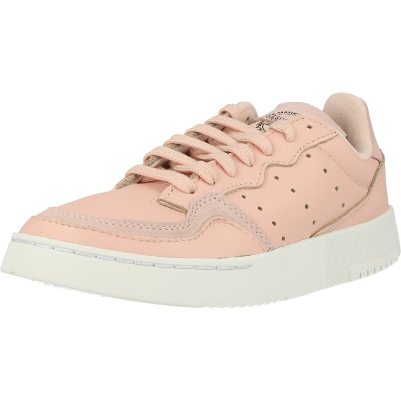 Details about adidas Originals Supercourt W Vapor Pink Leather Adult Trainers Shoes