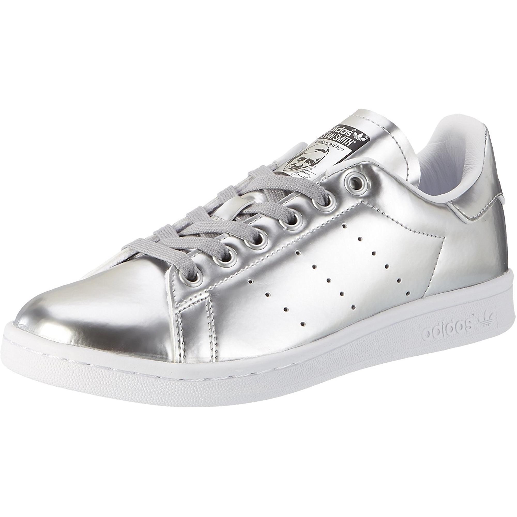 adidas Originals Stan Smith W Argenté (Silver Metallic) Synthétique Adulte