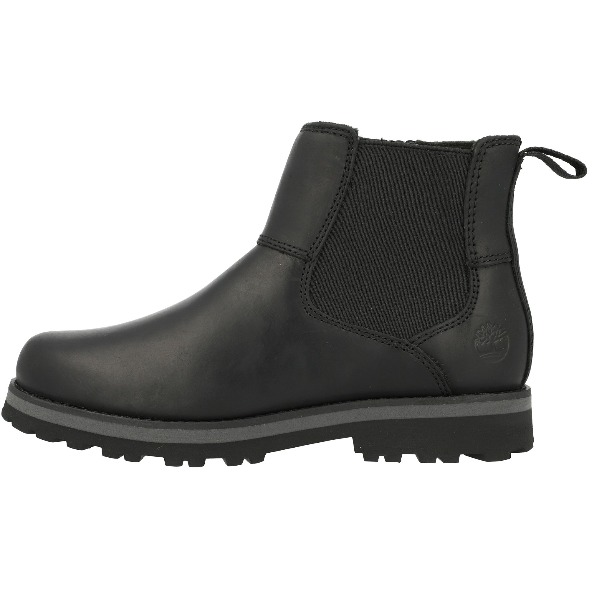 Timberland Courma Kid Chelsea J Black Full Grain Leather