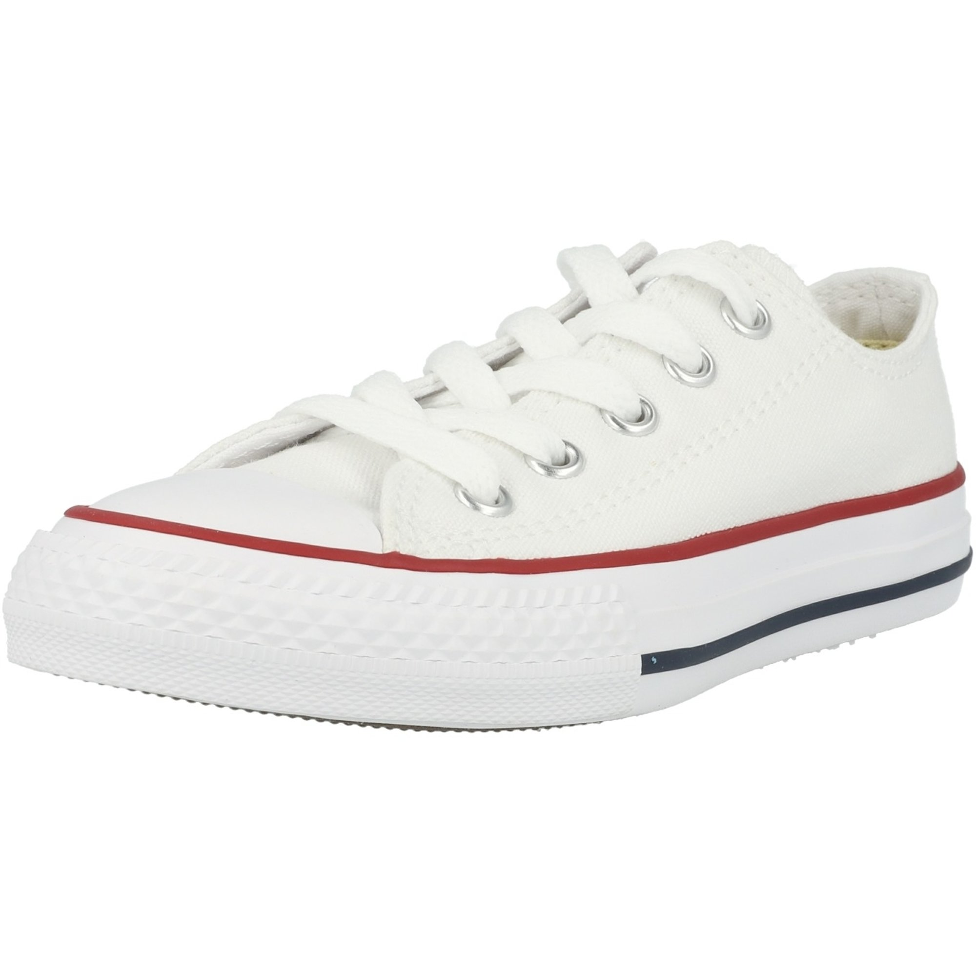Converse Chuck Taylor All Star Ox Optical White Textile Junior