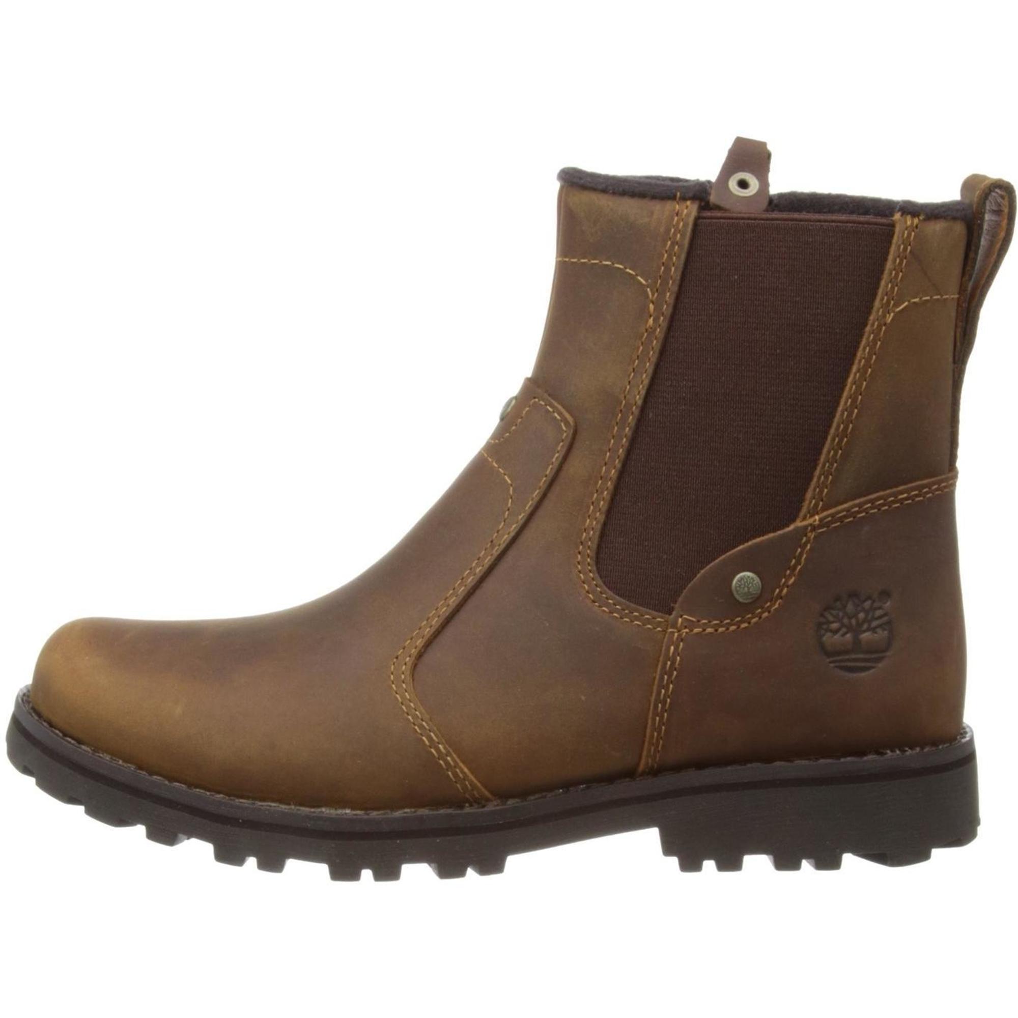 Boots TIMBERLAND Junior Asphalt Trail Chelsea Brown 1391R
