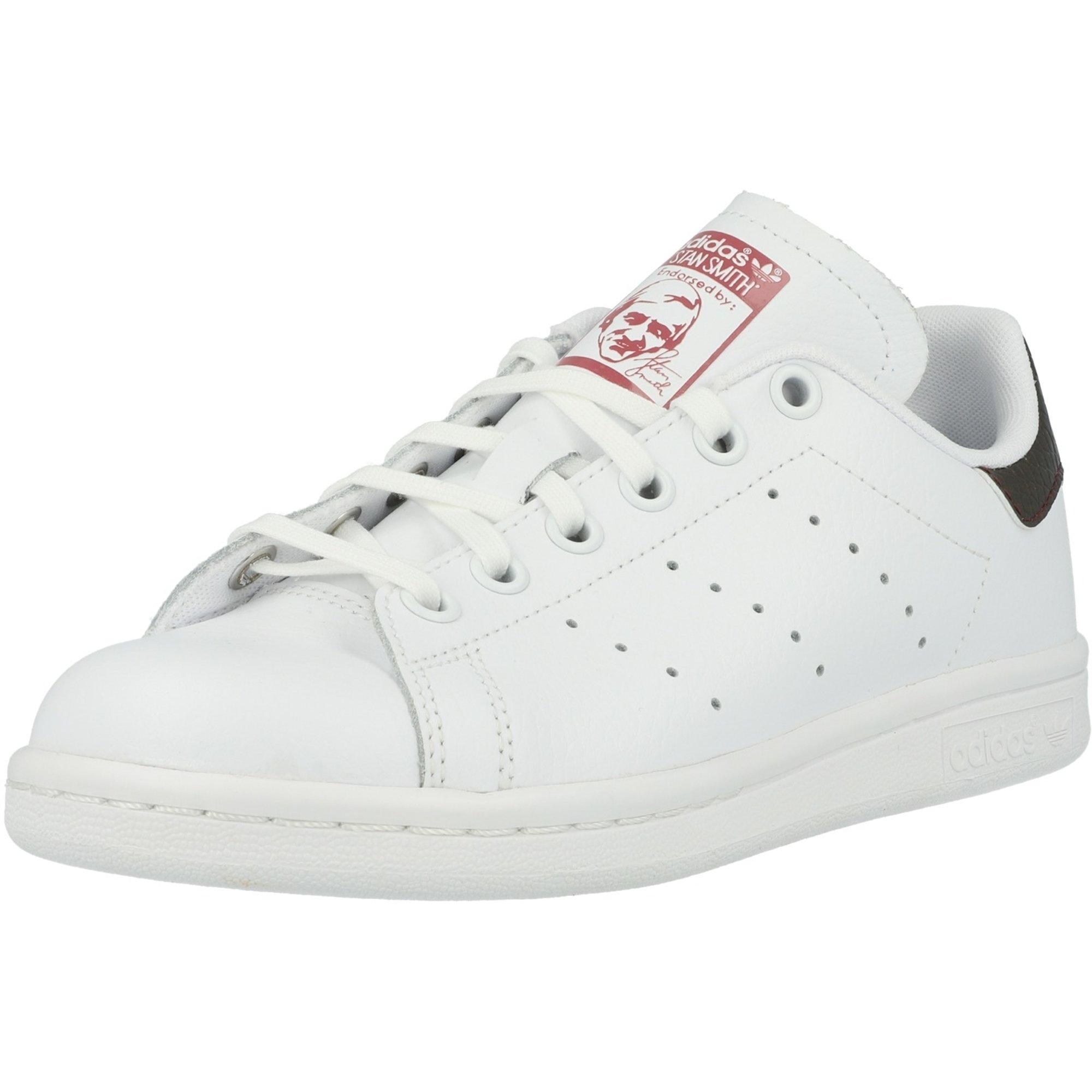 Adidas Originals Stan Smith Premium Schwarz Weiß Schuhe Für