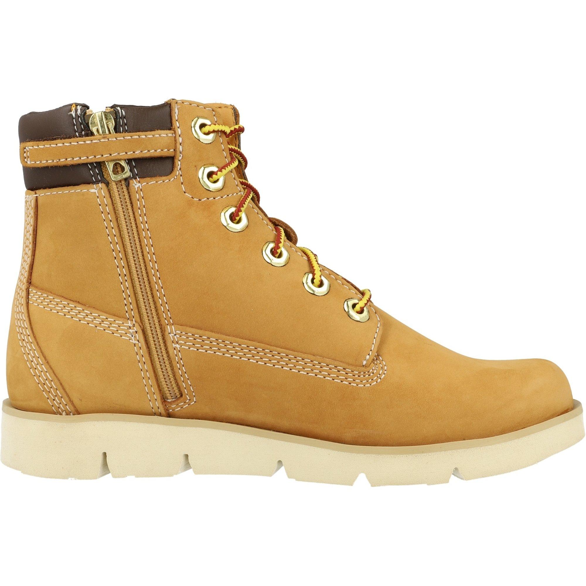 Timberland Radford 6 Inch Boot Weizen Leder Jugend