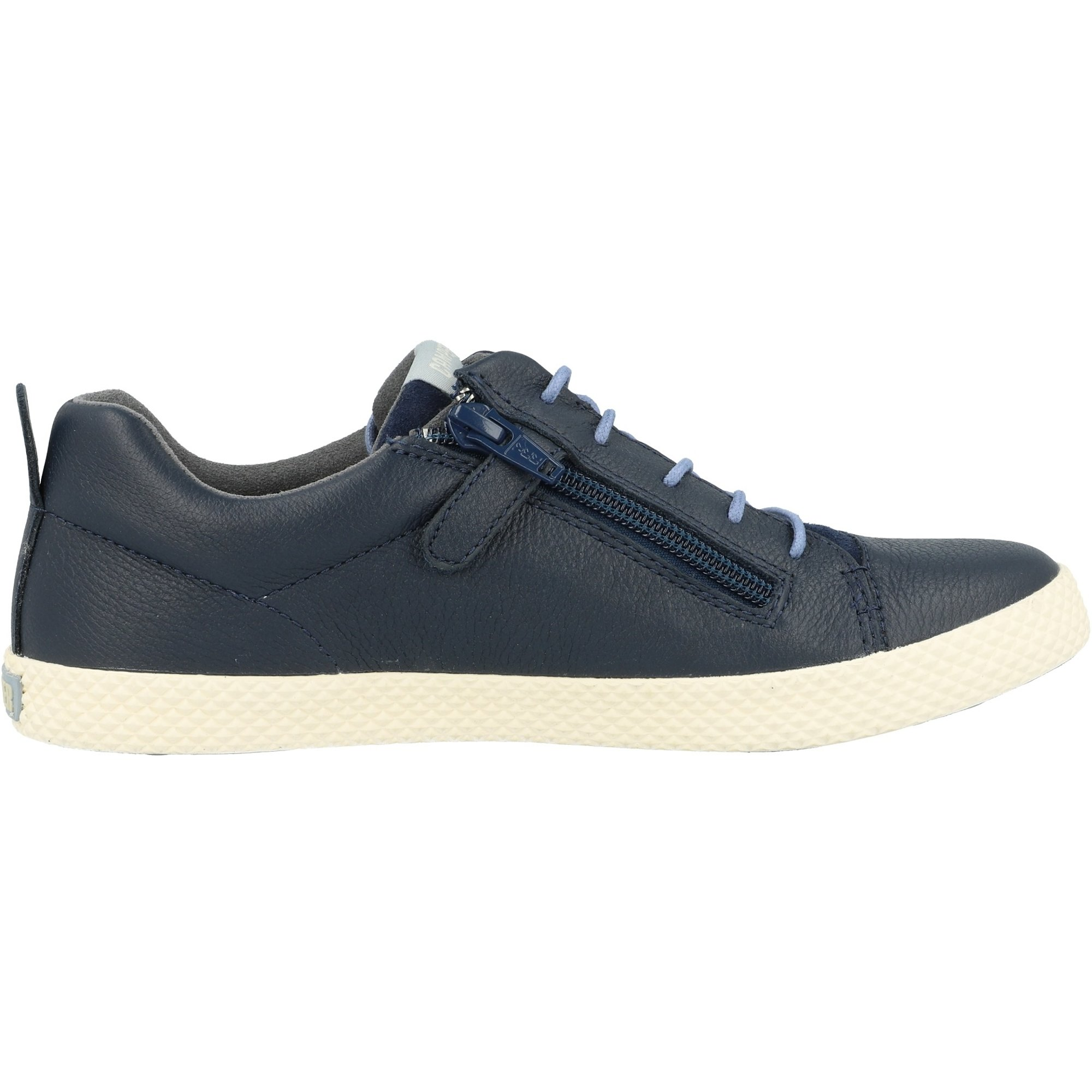 Camper Pursuit Navy Leather Infant